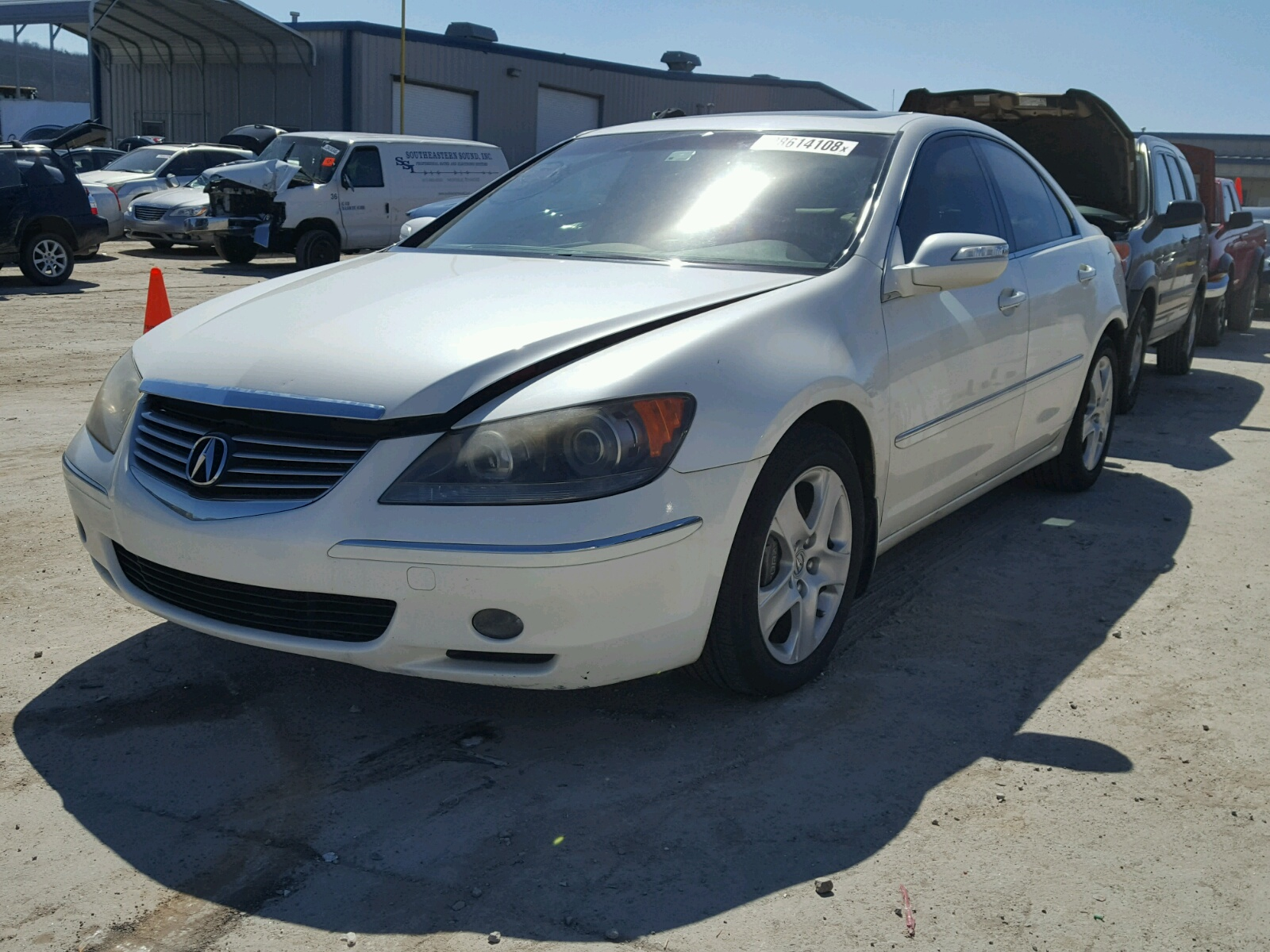 vin auctions en auto in online salvage ended acura of lot title raleigh certificate carfinder auction sale nc for on copart rl