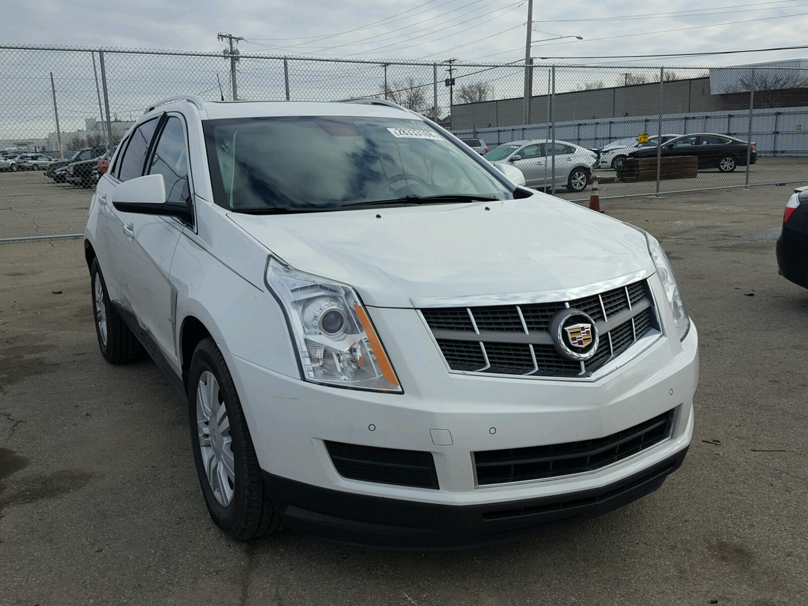 details mileage suv extra photo luxury cadillac srx clean low collection vehicle awd