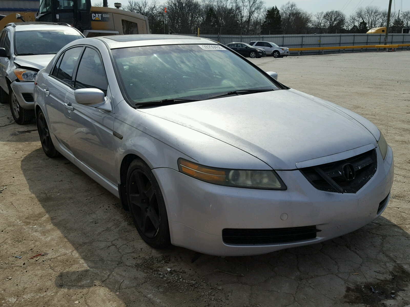 nashville tl en auto certificate silver title sale for online carfinder auctions in lot tn copart left of acura on view