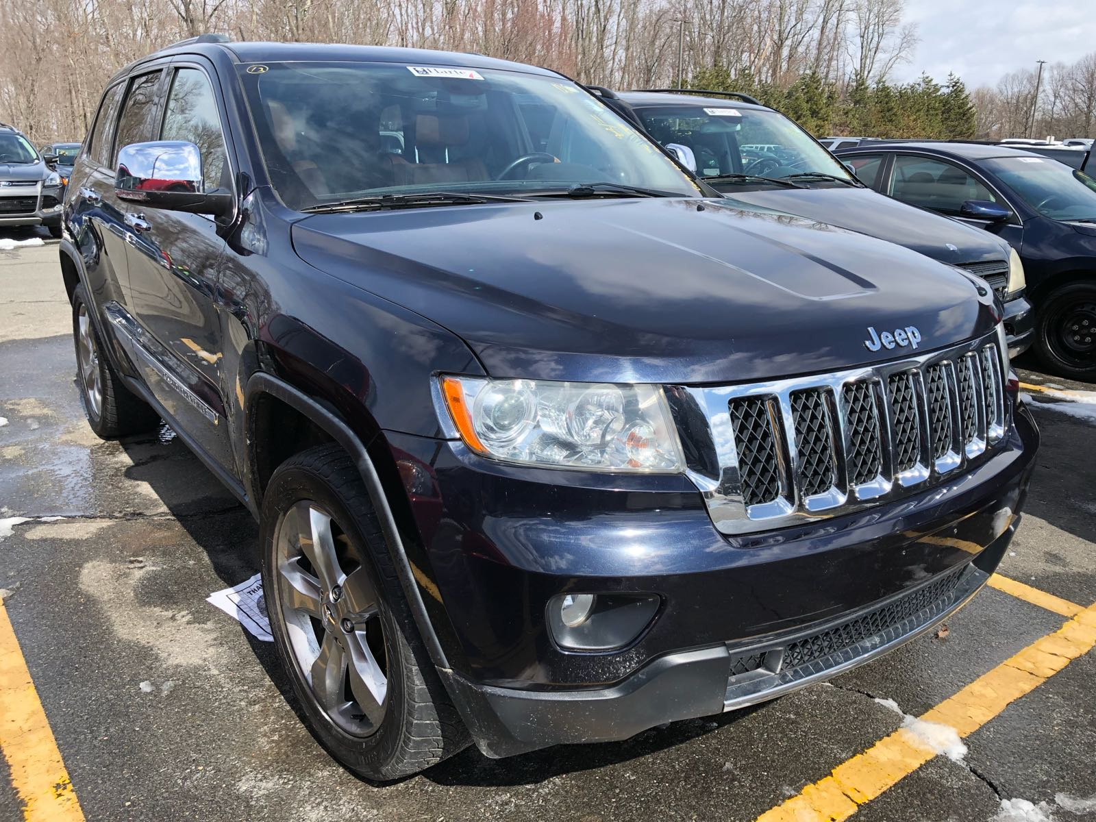 2011 Jeep Grand Cherokee for sale at Copart New Britain CT Lot