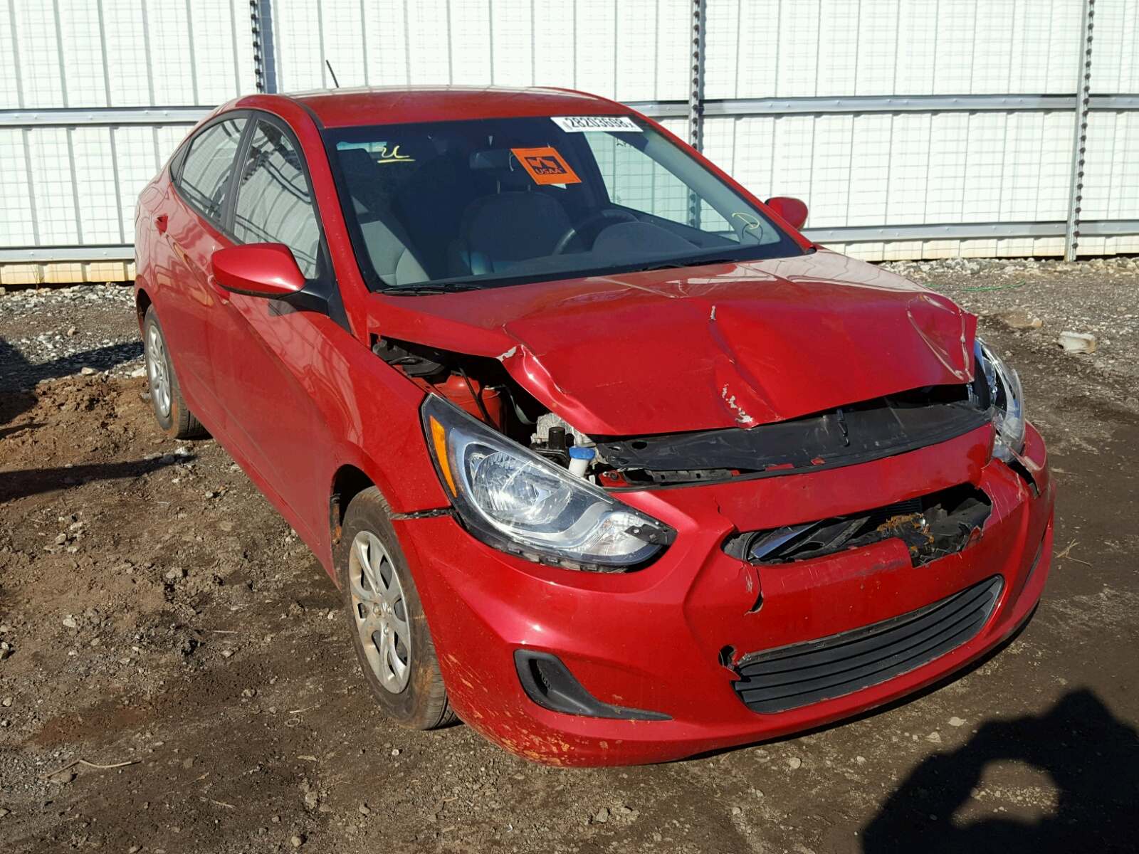 red lot view en copart carfinder cert hyundai of on auctions santa fe online greer sale salvage left in auto sc g title