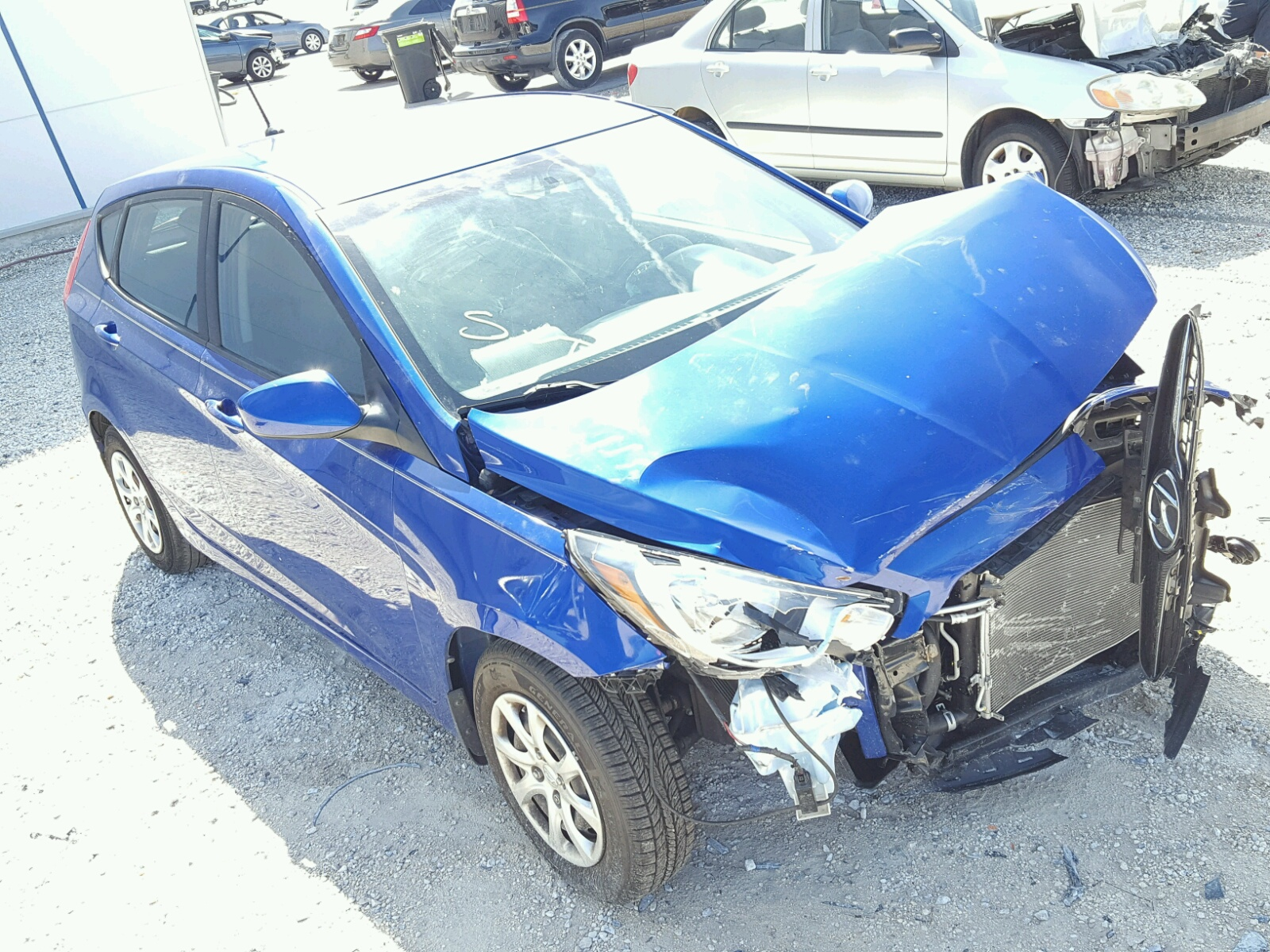 fbdf greer sc en up carfinder salvage title lot view close auctions cert sonata sale of hyundai on silver auto gls copart online in
