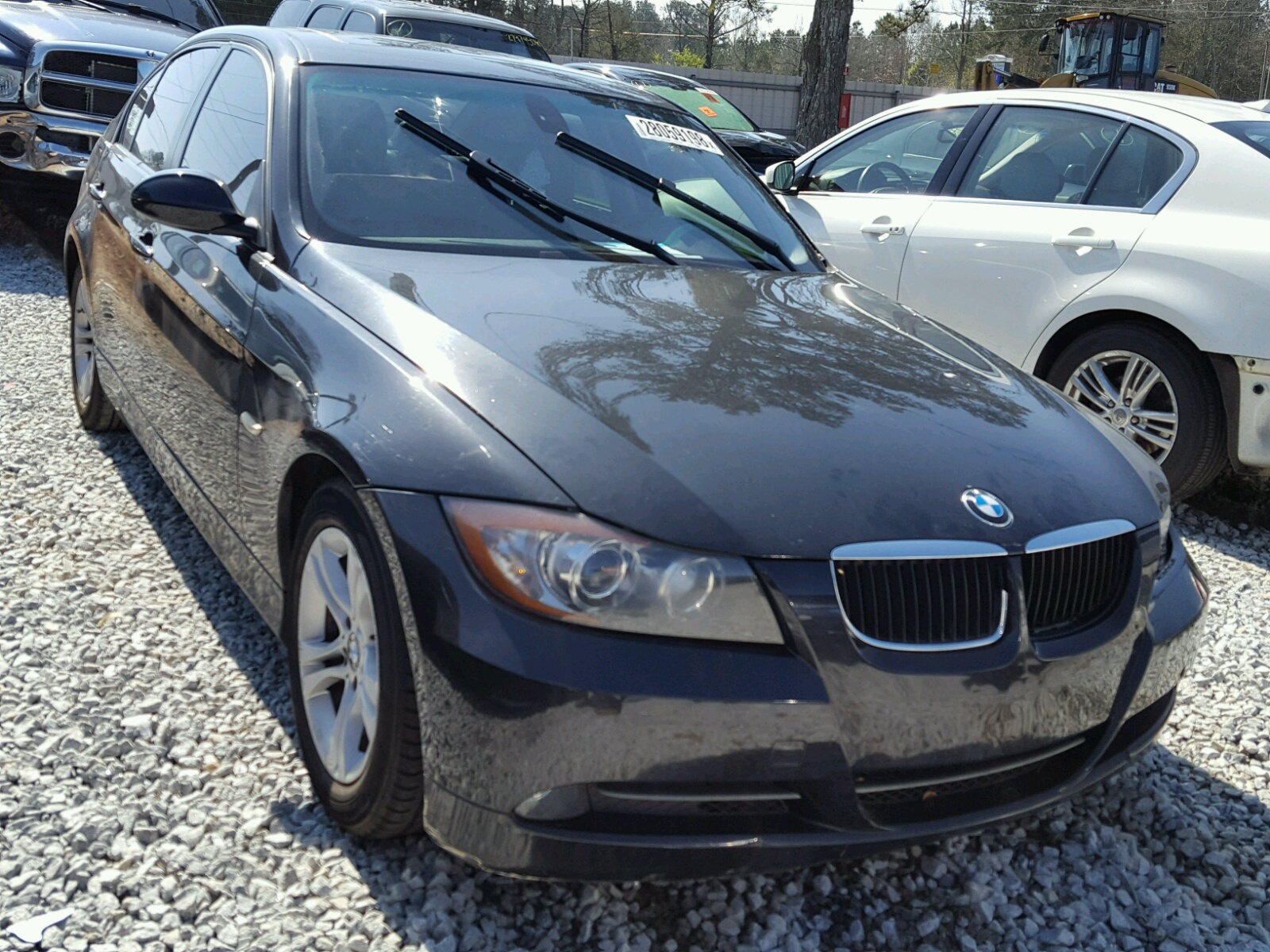 Auto Auction Ended on VIN WBAKF9C5XBE 2011 BMW 335XI in UT