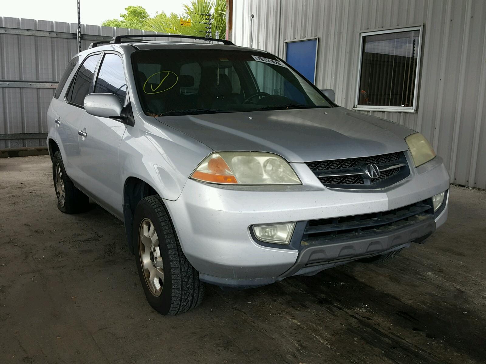HNYDH GRAY ACURA MDX On Sale In FL ORLANDO - Acura mdx 2001 for sale