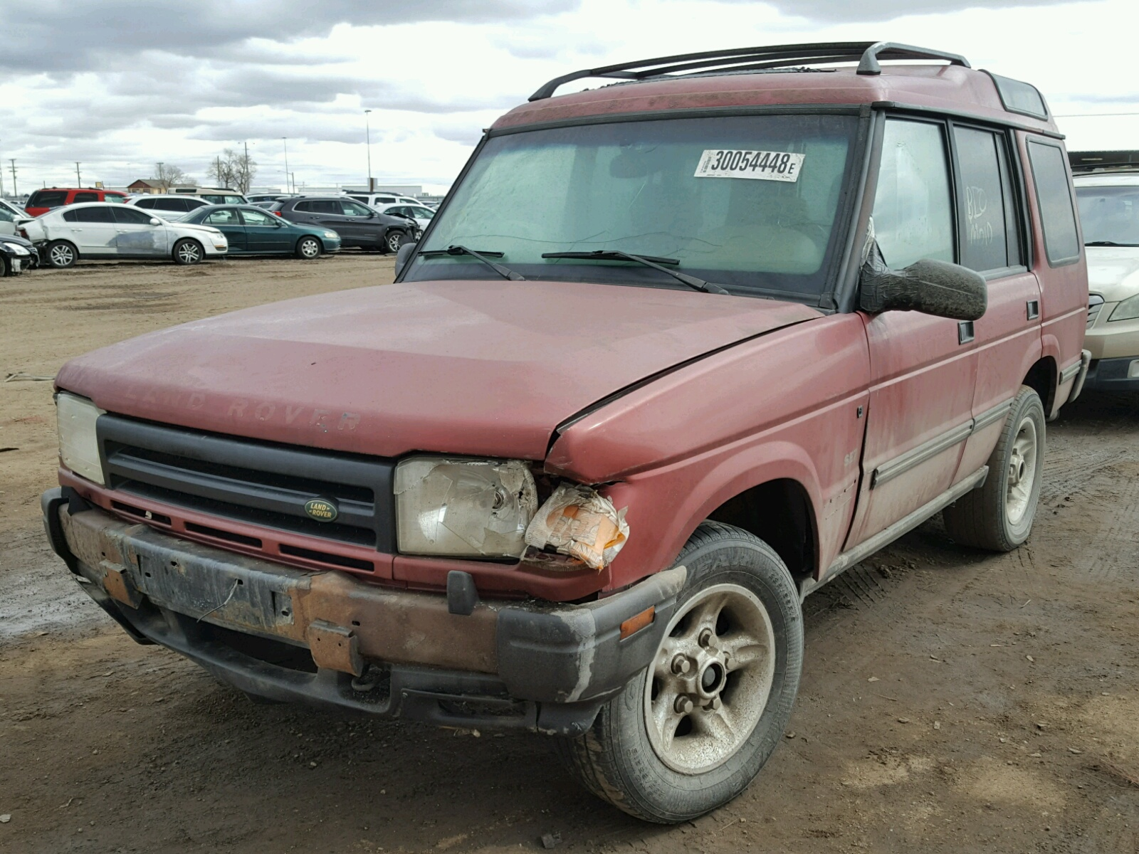 for tdi landrover in discovery diesel rover p blackburn land sale