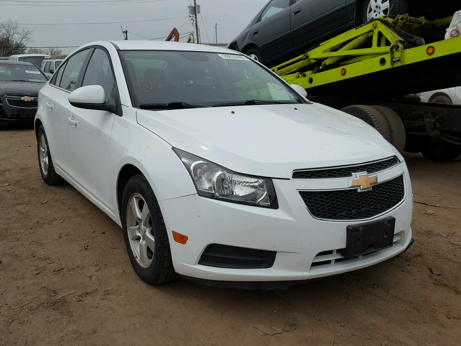 auto auction ended on vin 1g1pa5sg6e7279433 2014 chevrolet cruze ls in ny rochester. Black Bedroom Furniture Sets. Home Design Ideas