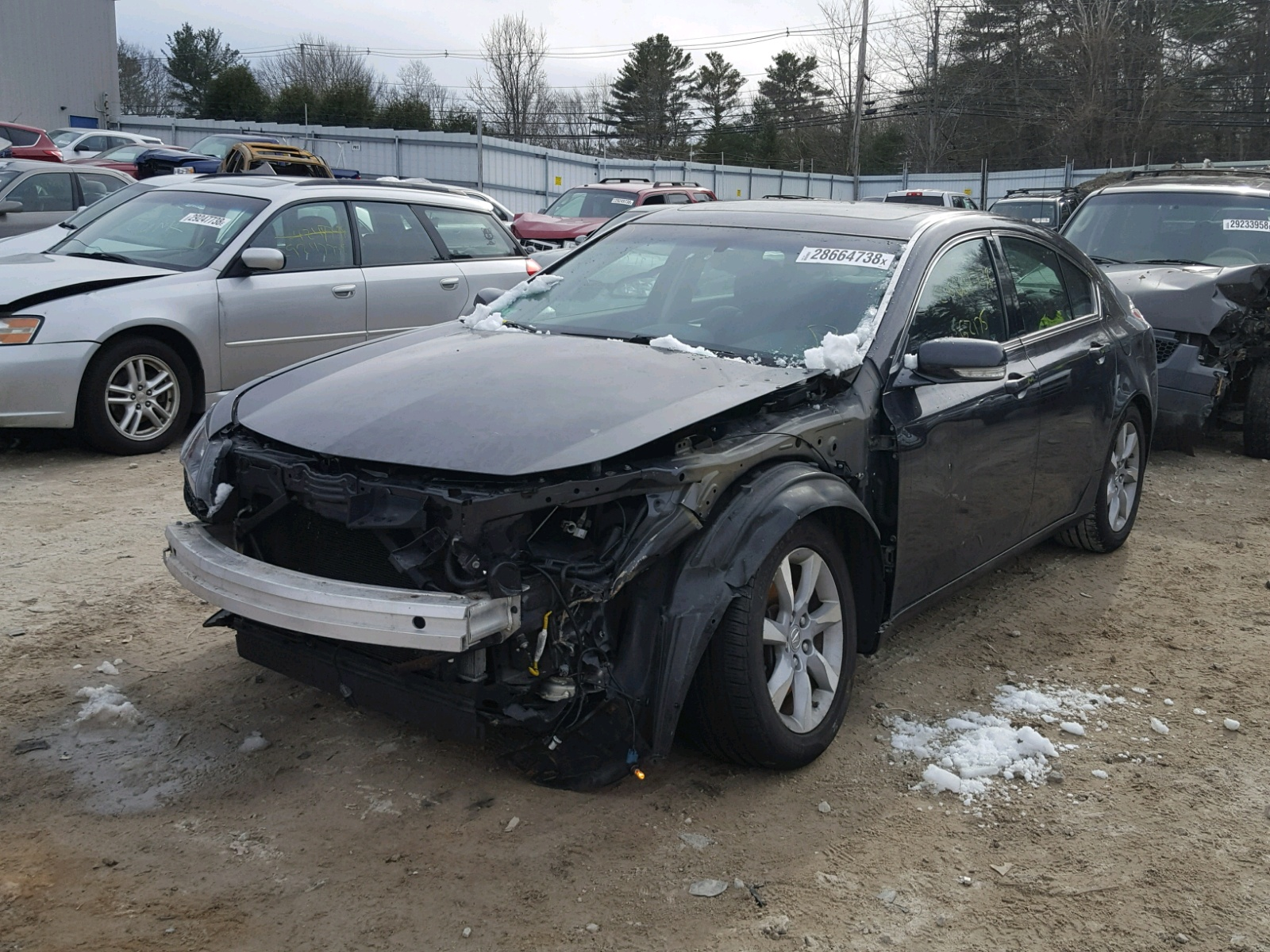 auctions tl lot salvage on acura cert of online gray left ma sale title auto en in for view boston copart carfinder south