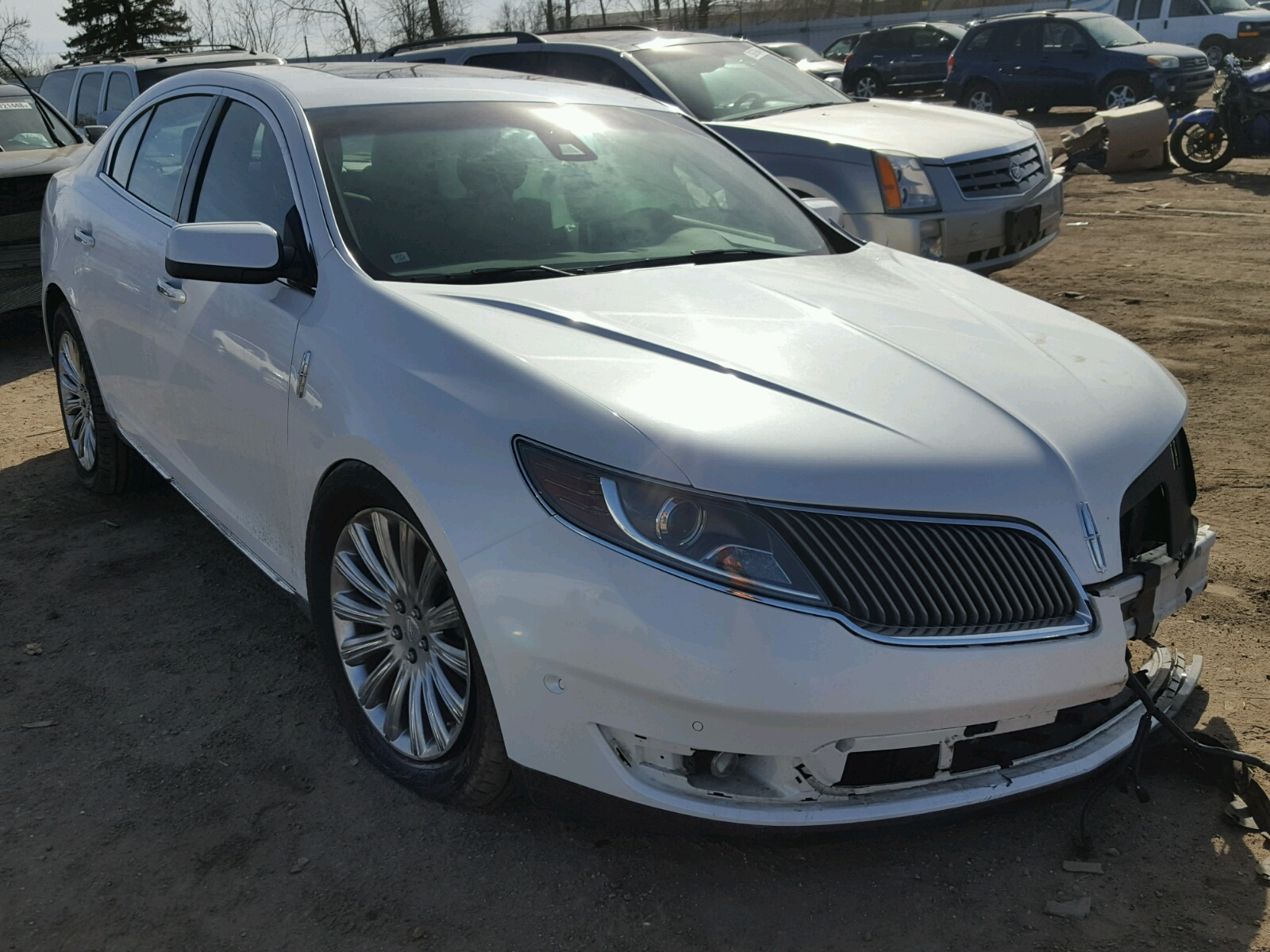 mississauga ontario used mks lincoln inventory in for sale