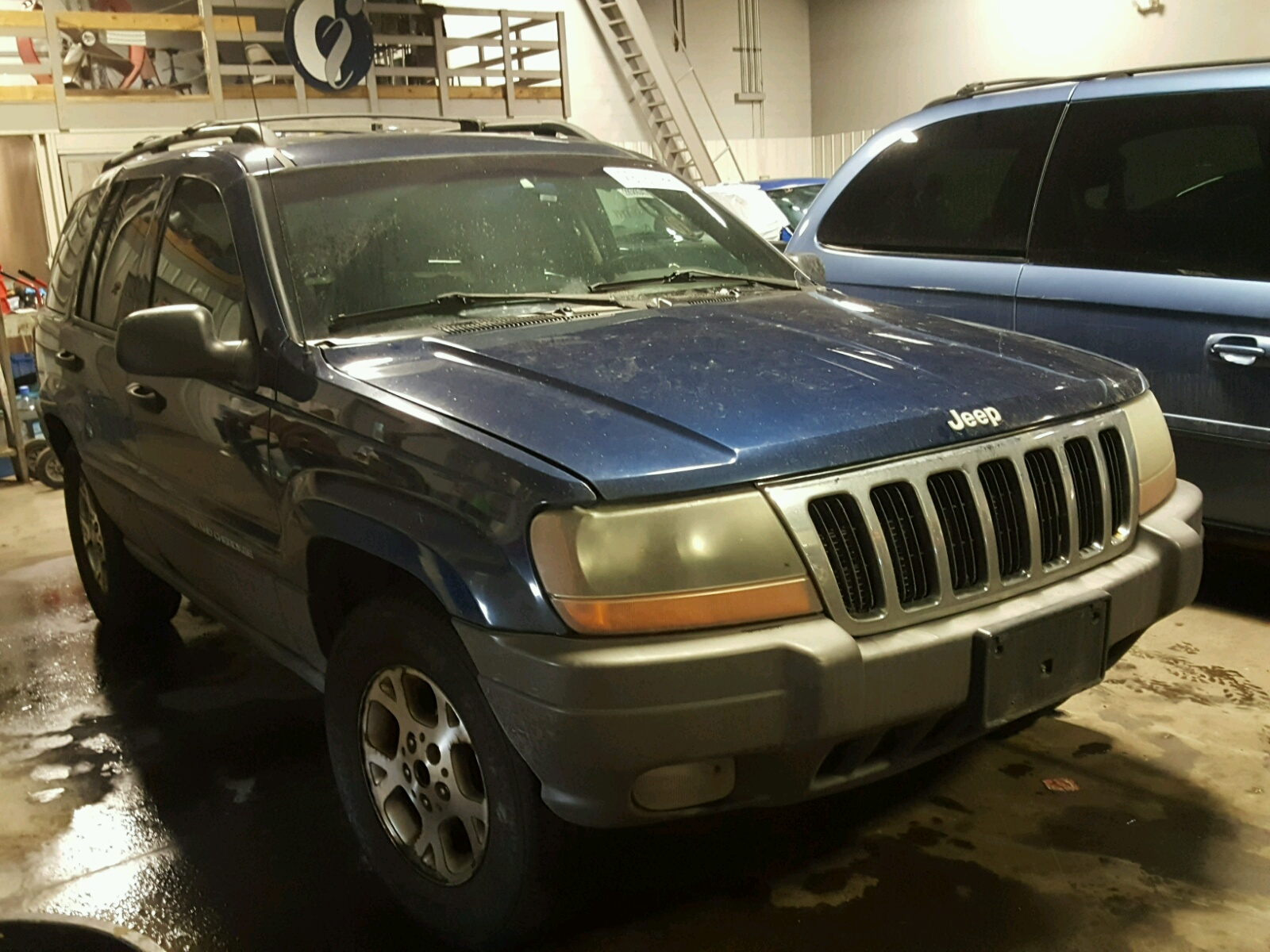 1999 Jeep Grand Cherokee for sale at Copart Ham Lake MN Lot