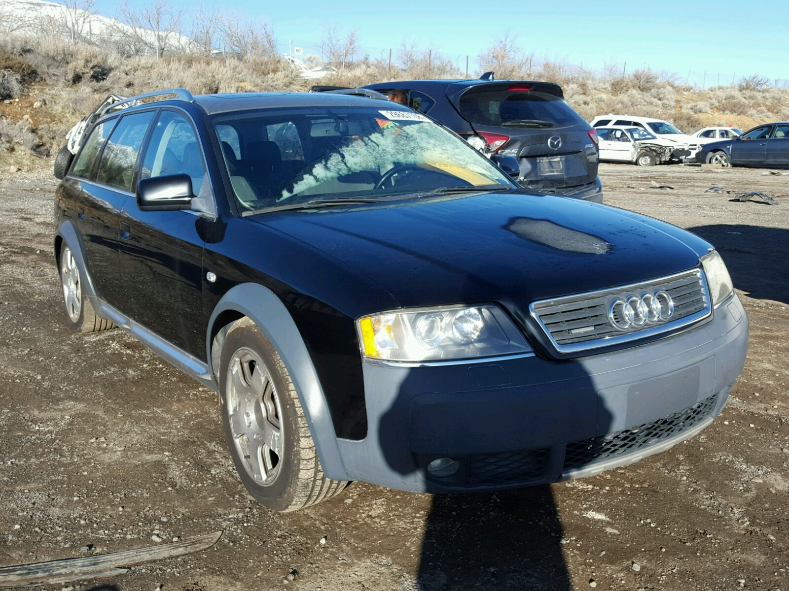 WAYDBN BLACK AUDI ALLROAD On Sale In NV RENO - Reno audi