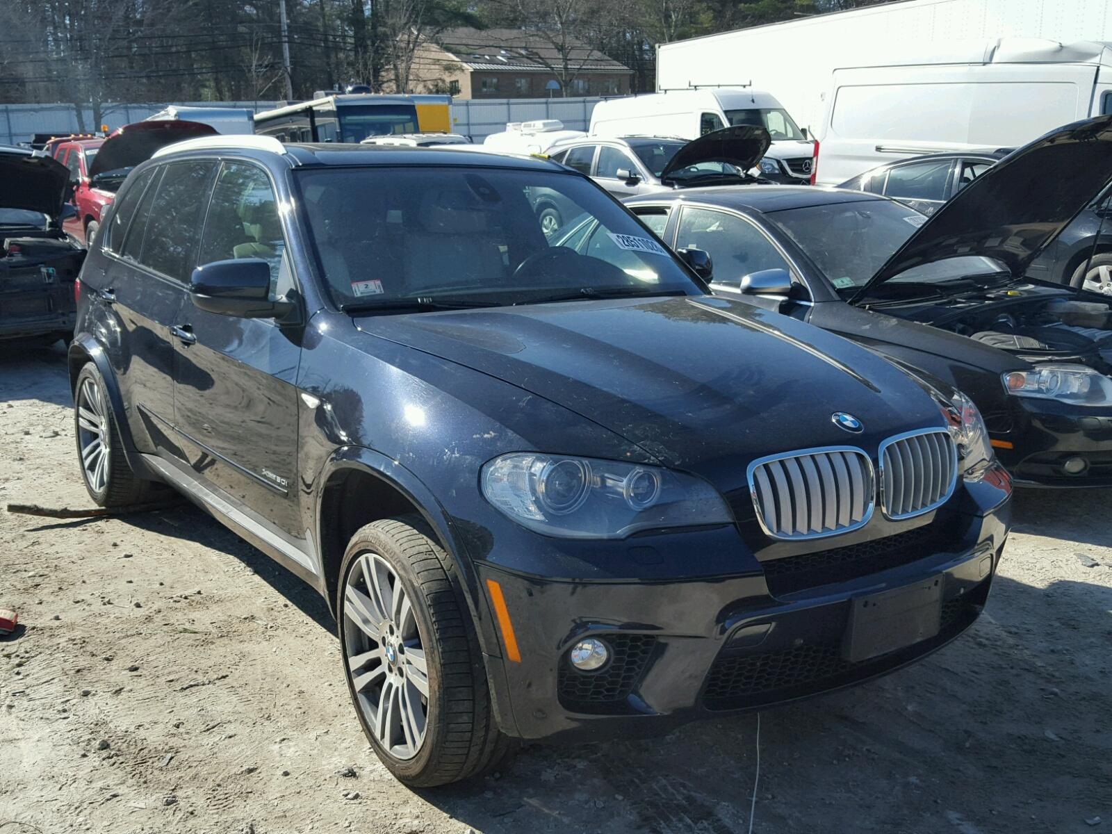 2011 BMW X5 XDRIVE5 4.4L