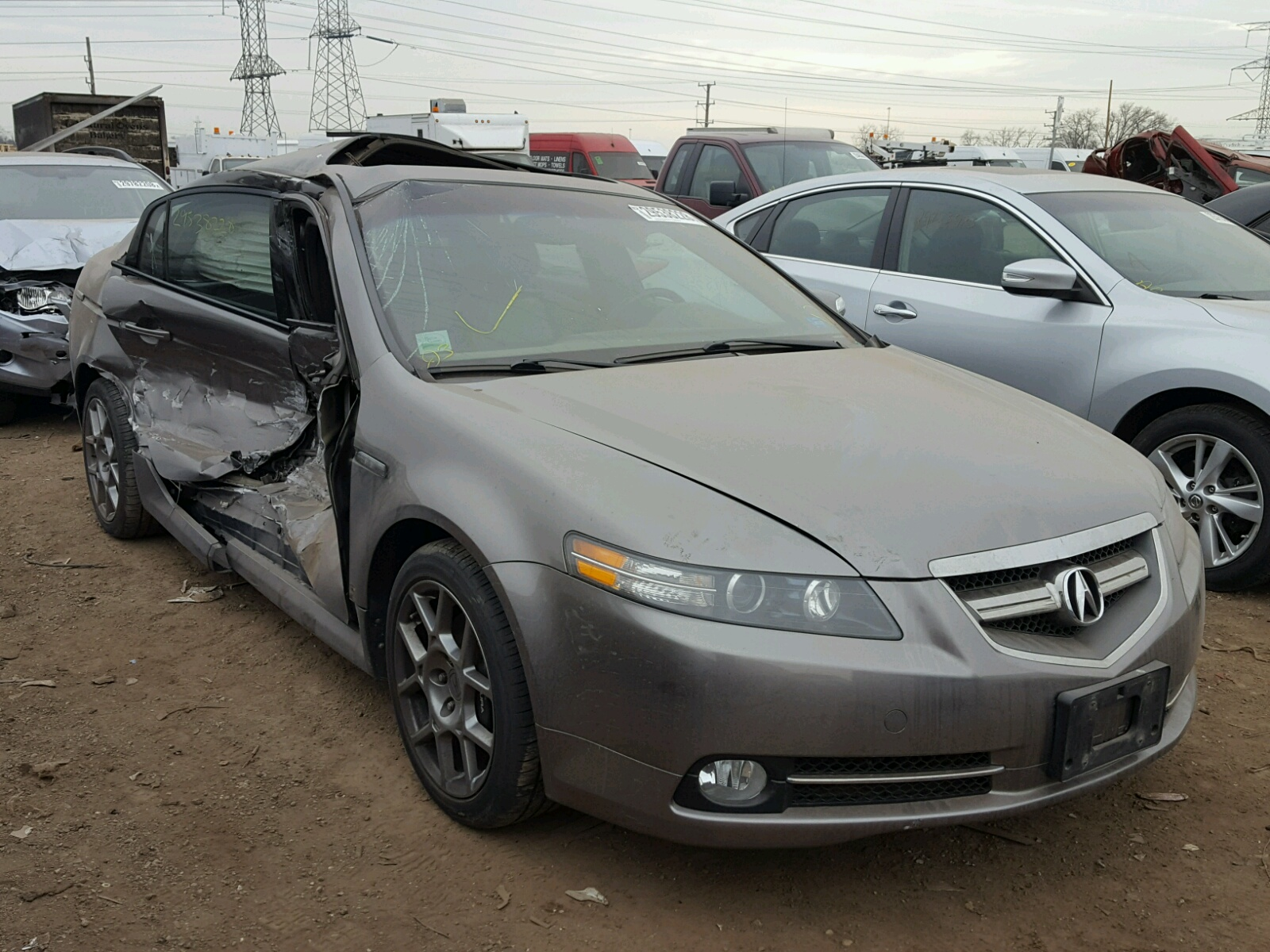 acura by owner sale of fwd frankfort type sedan s for awesome tl in new used