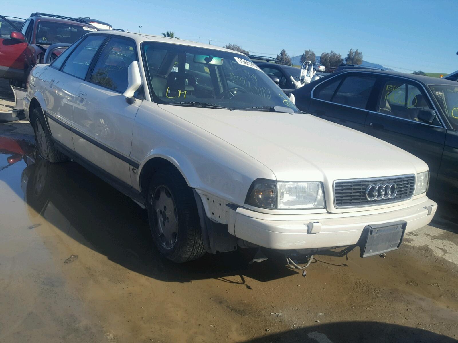 Salvage 1993 Audi 90 CS for sale
