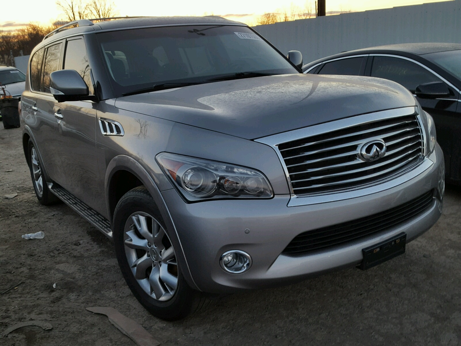 used in infinity fort sale mcmurray alberta passenger for infiniti