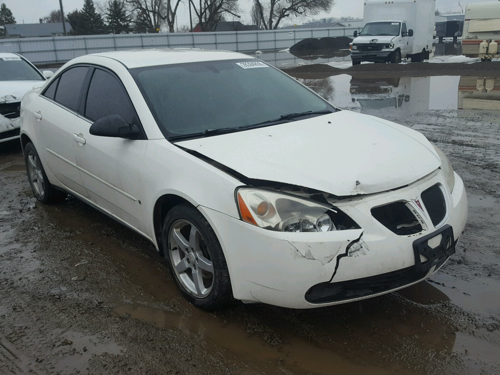 Auto Auction Ended On Vin 1g2zh548254148863 2005 Pontiac