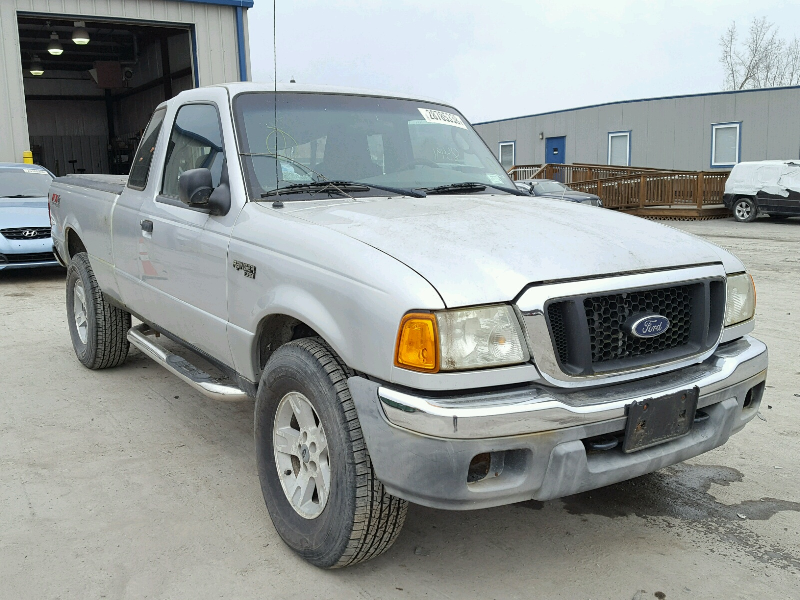 2018 Ford Ranger Scranton >> 1ftyr15e04ta15976 2004 Silver Ford Ranger Sup On Sale In Pa