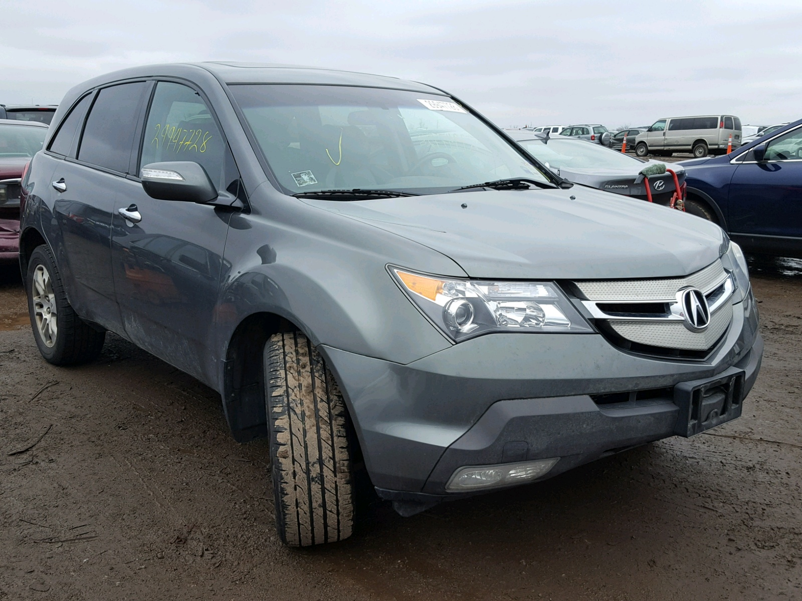 granby inventory used in for acura quebec mdx en sale