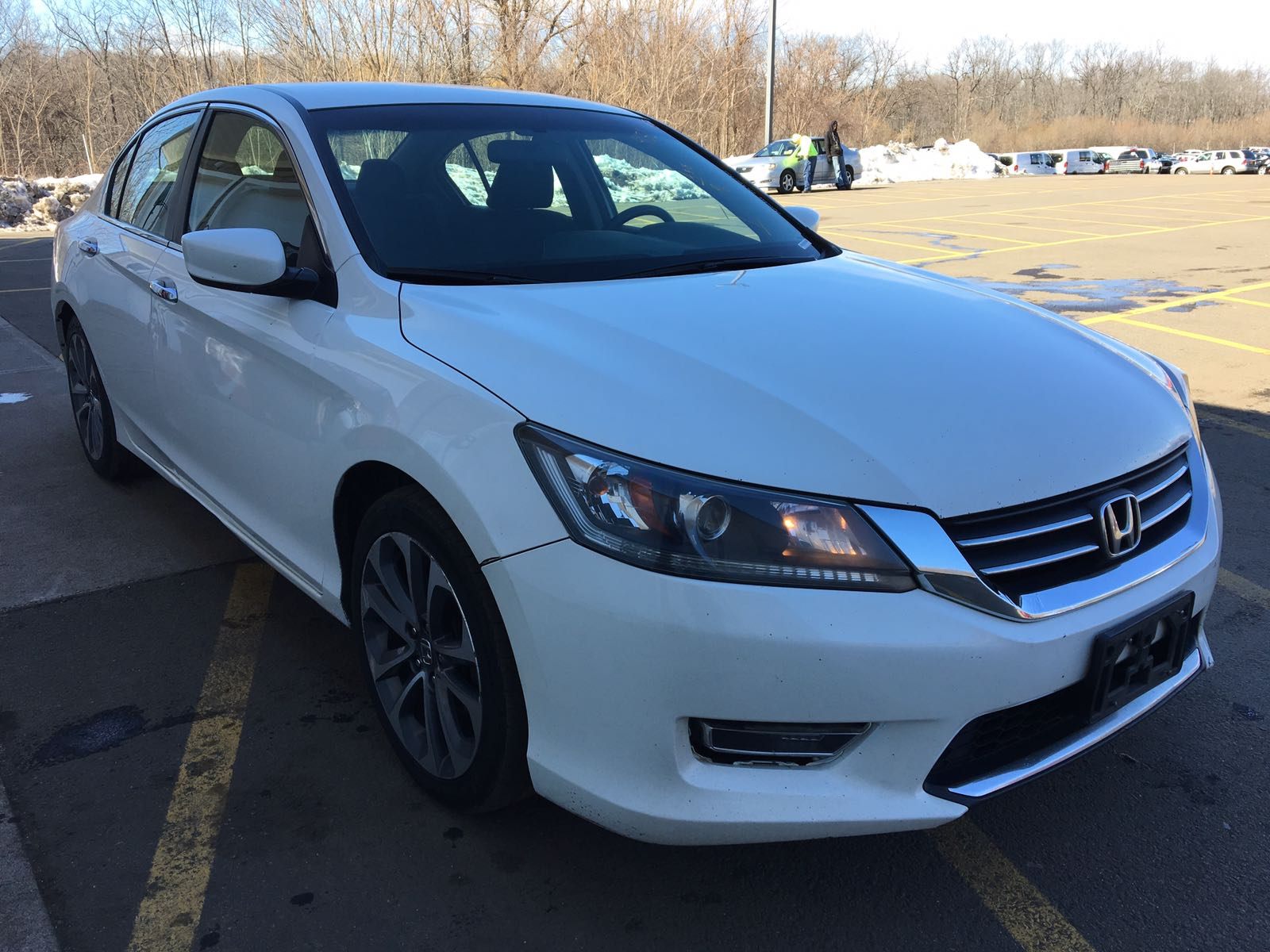 2013 honda accord sport for sale at copart new britain ct. Black Bedroom Furniture Sets. Home Design Ideas