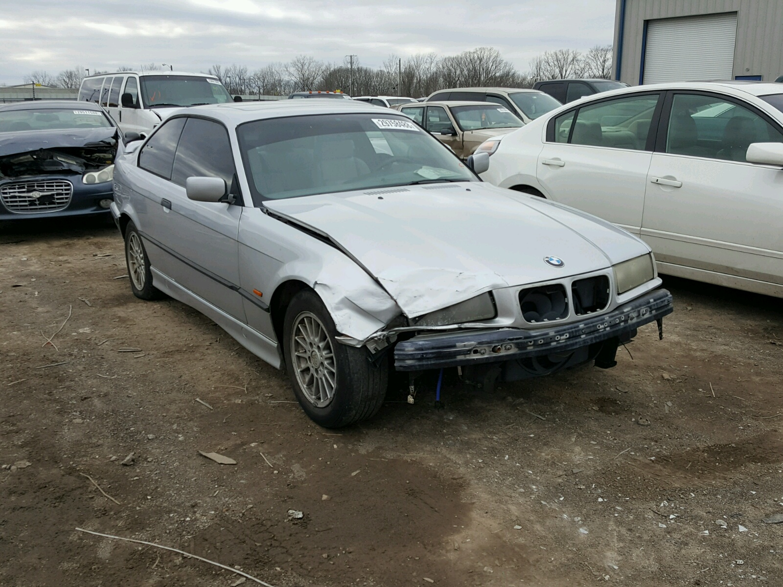 1999 BMW 323 IS AUT 2.5L