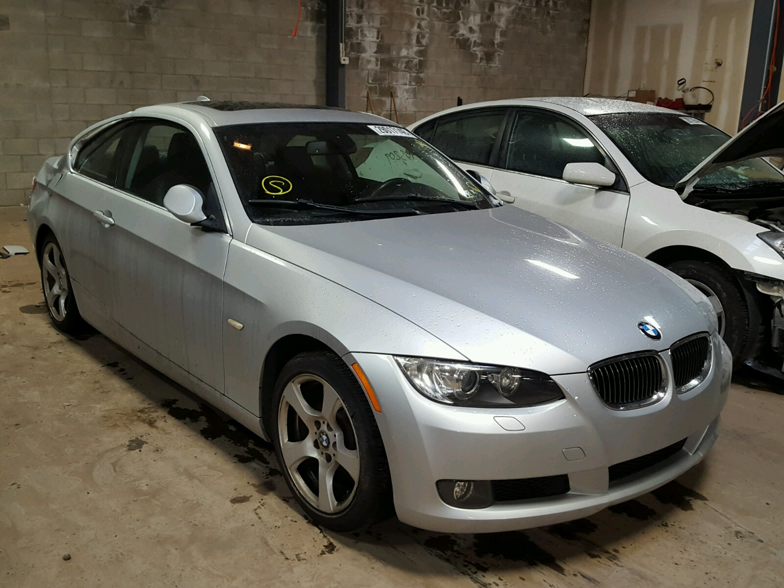 Auto Auction Ended On Vin Wbavc935x7k032880 2007 Bmw 328
