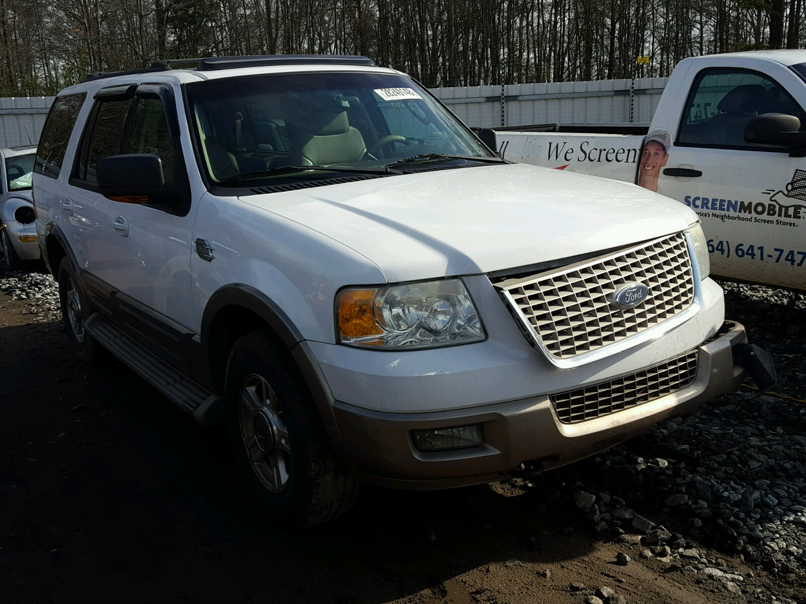 Fmfulla  Ford Expedition  L Left View