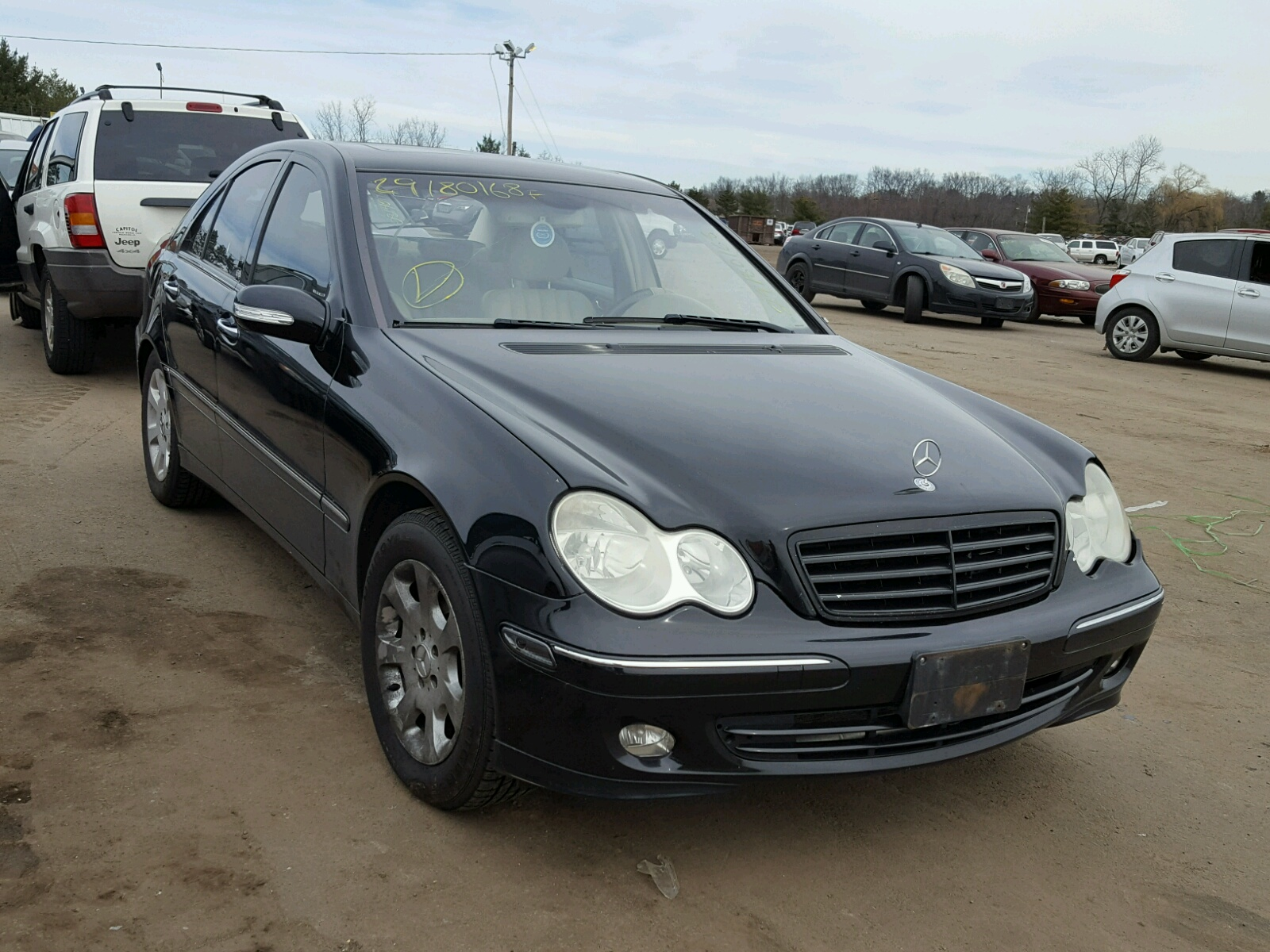 Auto auction ended on vin wdbng70j84a404794 2004 mercedes for Mercedes benz new orleans service