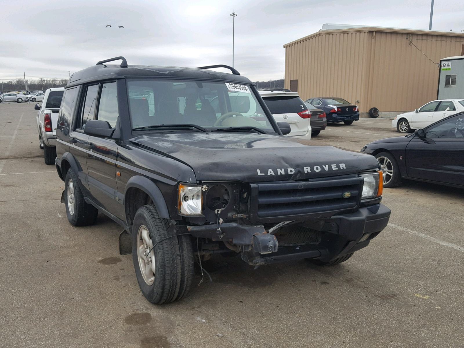 seater youtube lhd spain for discovery landrover seven in watch rover sale land