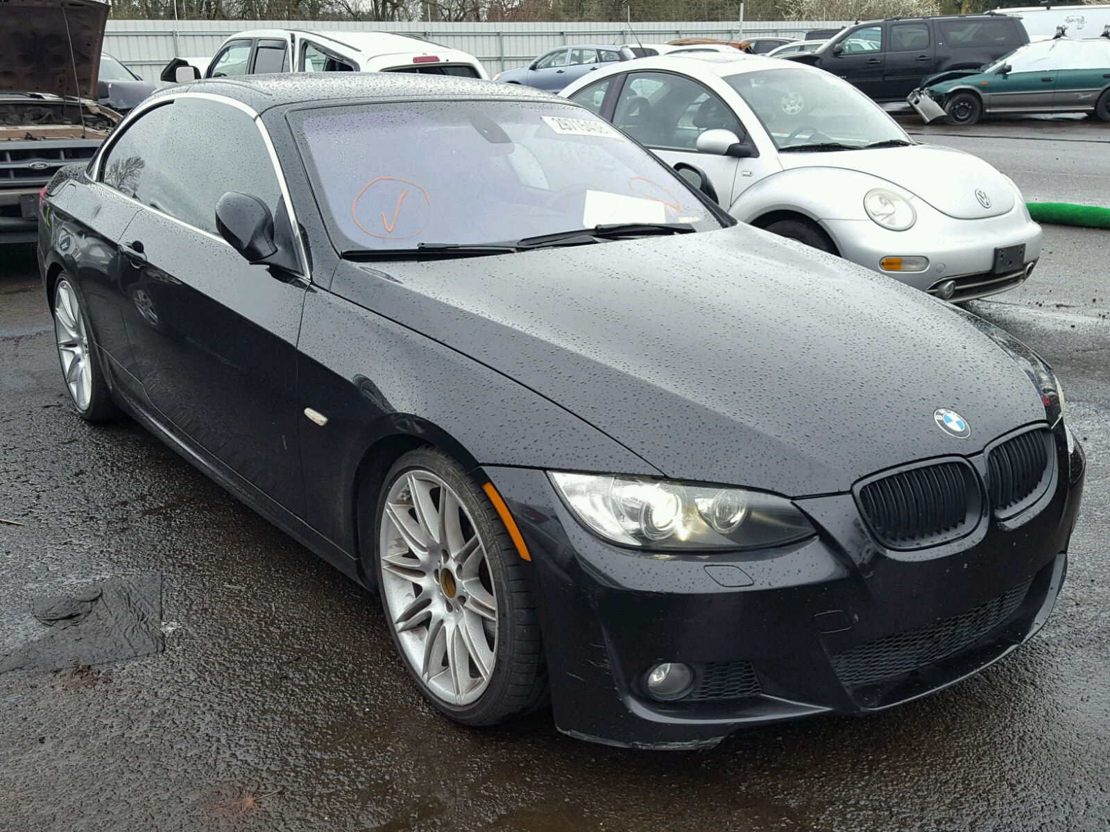 Auto Auction Ended On Vin Wbawl7c55ap474226 2010 Bmw 335i In Tx Houston