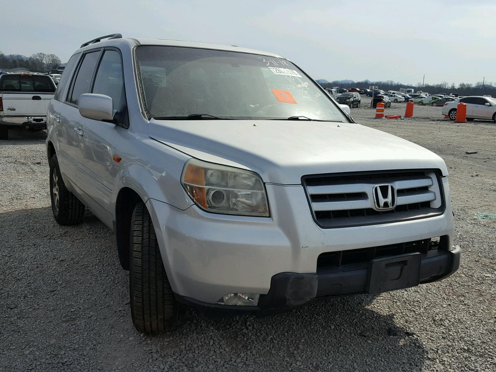 Auto Auction Ended On Vin 5fnyf28436b029264 2006 Honda