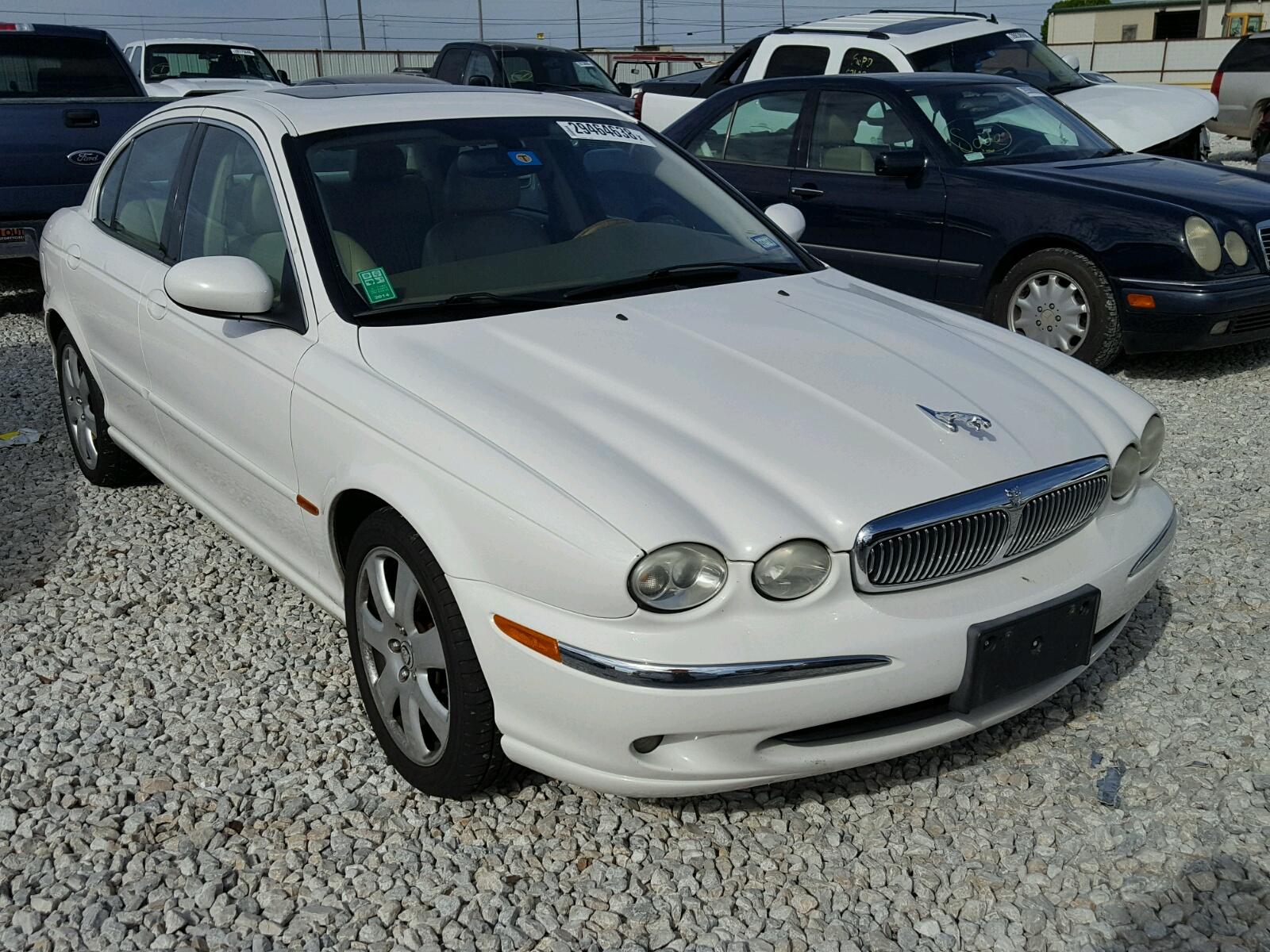 jaguar auto carfinder view tx type silver austin en auctions in left online salvage sale x for vehicle on title copart lot