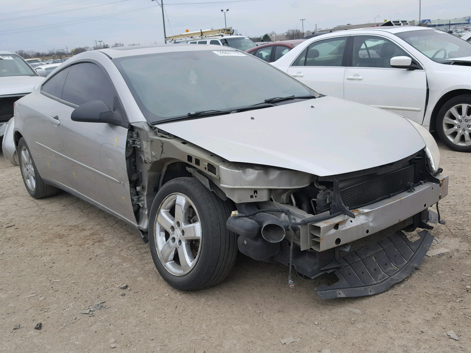 Salvage 2006 Pontiac G6 GT for sale