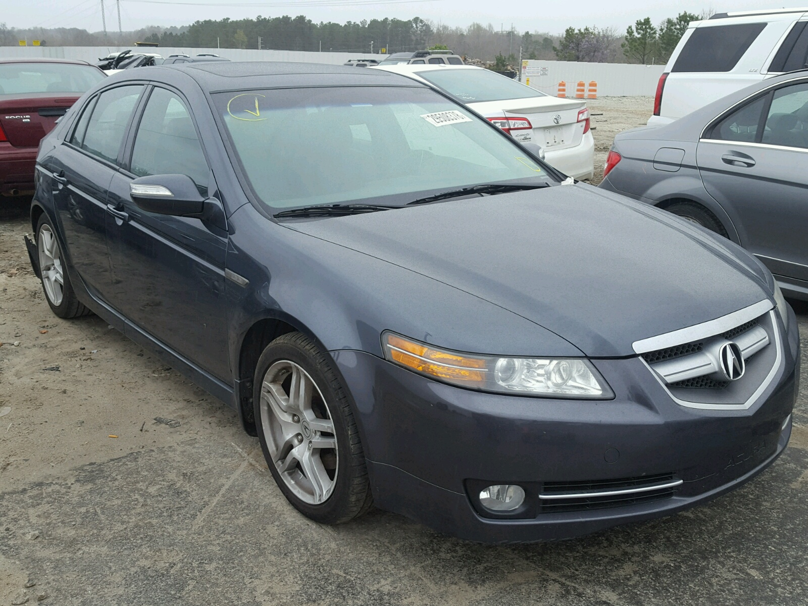 UUAA BLUE ACURA TL On Sale In GA ATLANTA EAST - 2007 acura tl for sale