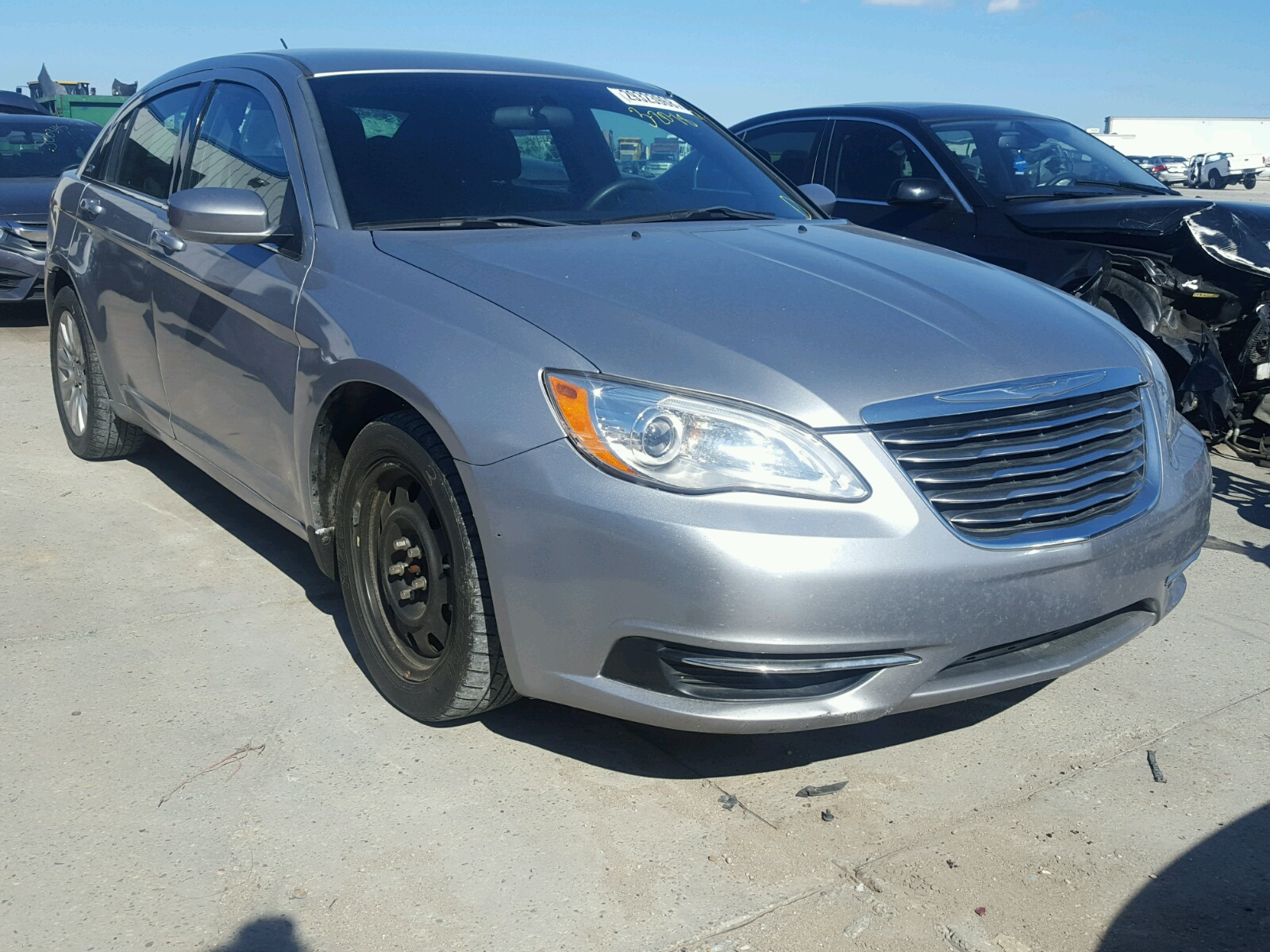 copart on nv en left for lot chrysler auto in reno carfinder blue view tourin online sale salvage auctions title