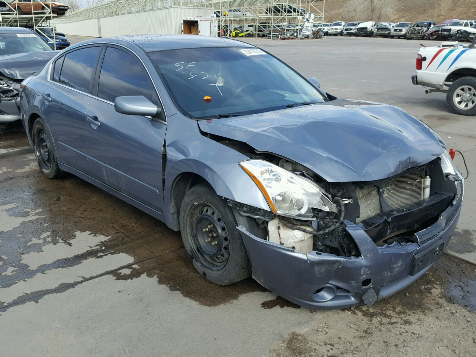 Auto Auction Ended on VIN: 1N4DL01A71C136809 2001 NISSAN ...