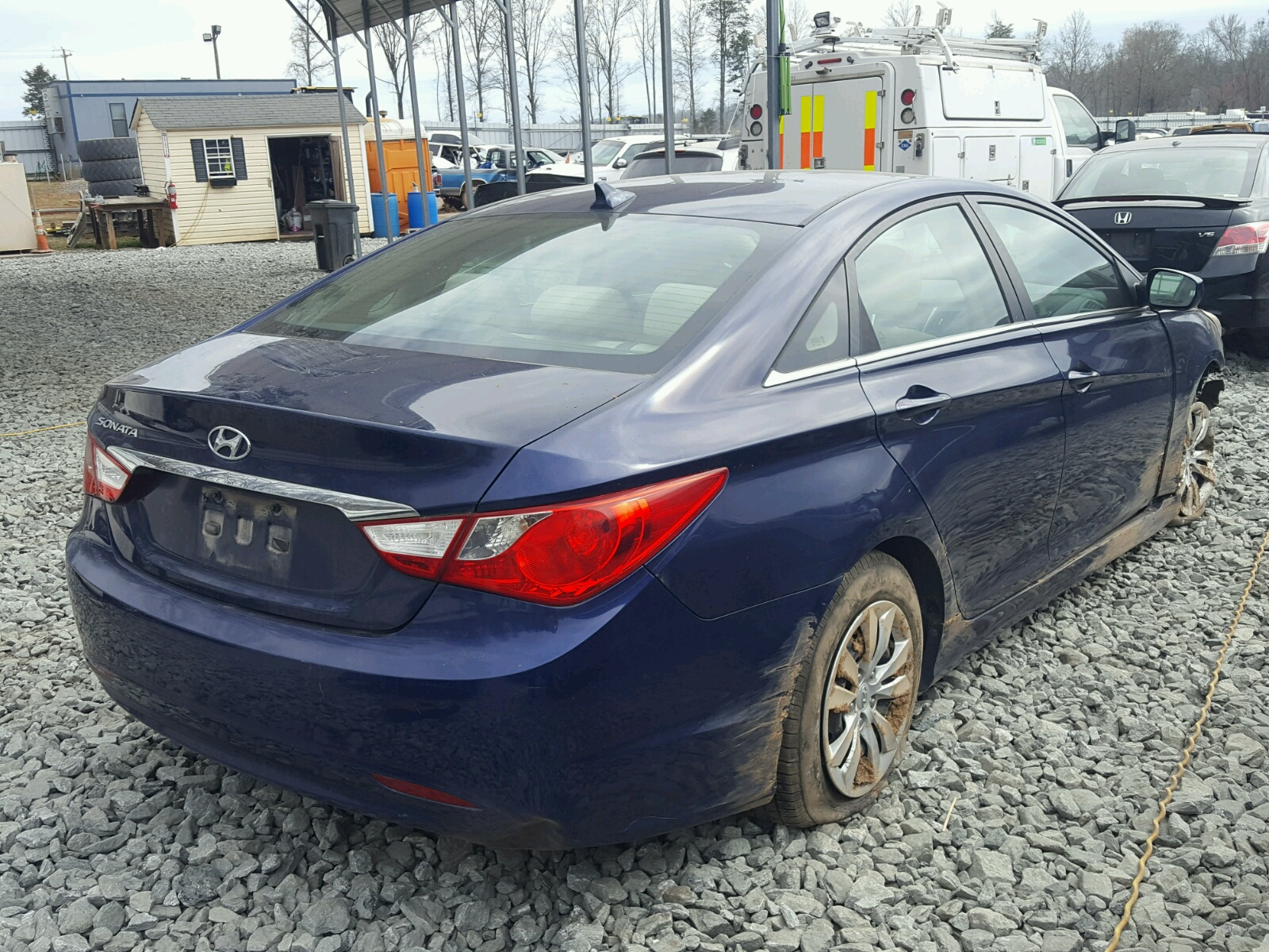 carfinder auctions salvage on sale en of gl title copart greer cert sc auto hyundai accent lot in online black