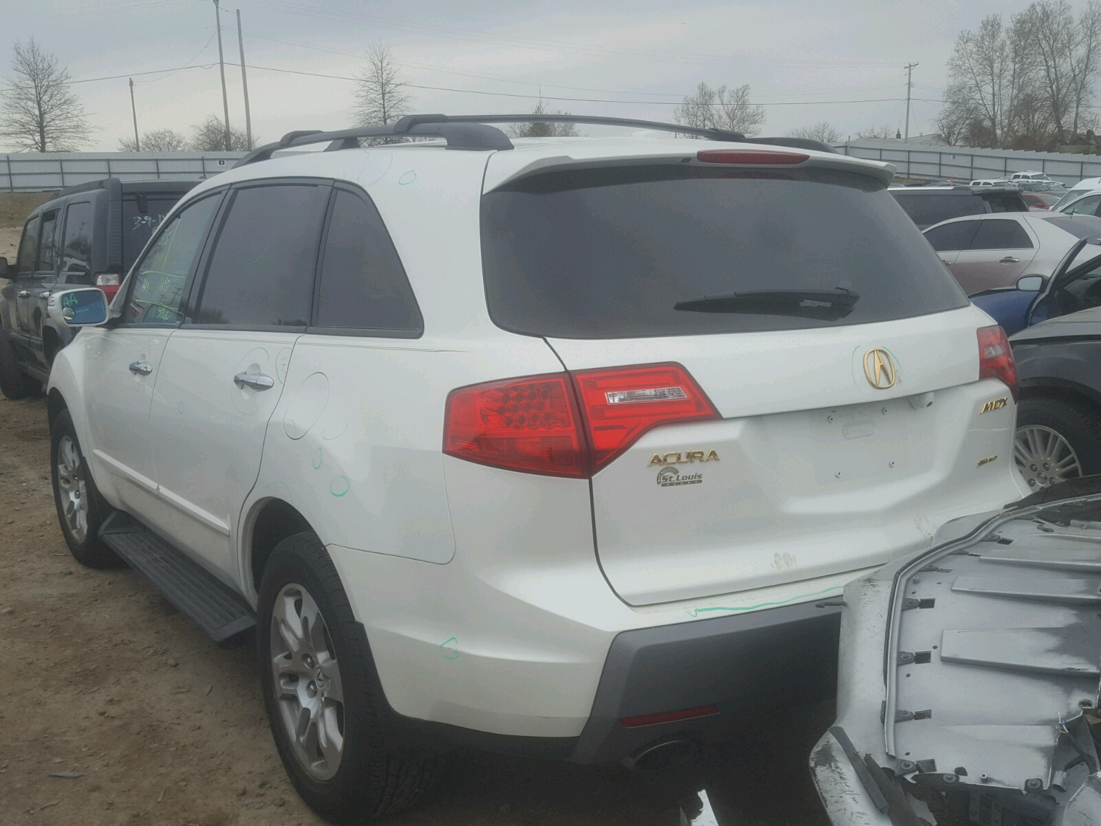 used sport acura sale suv mdx for