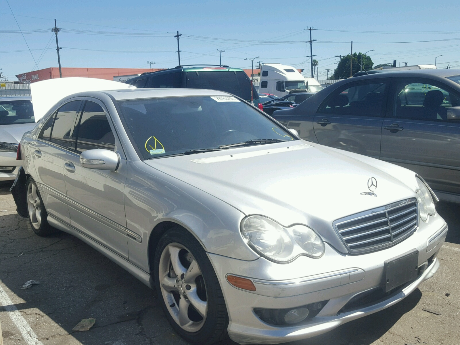 Auto Auction Ended On Vin Wddug8cb6ea056122 2014 Mercedes