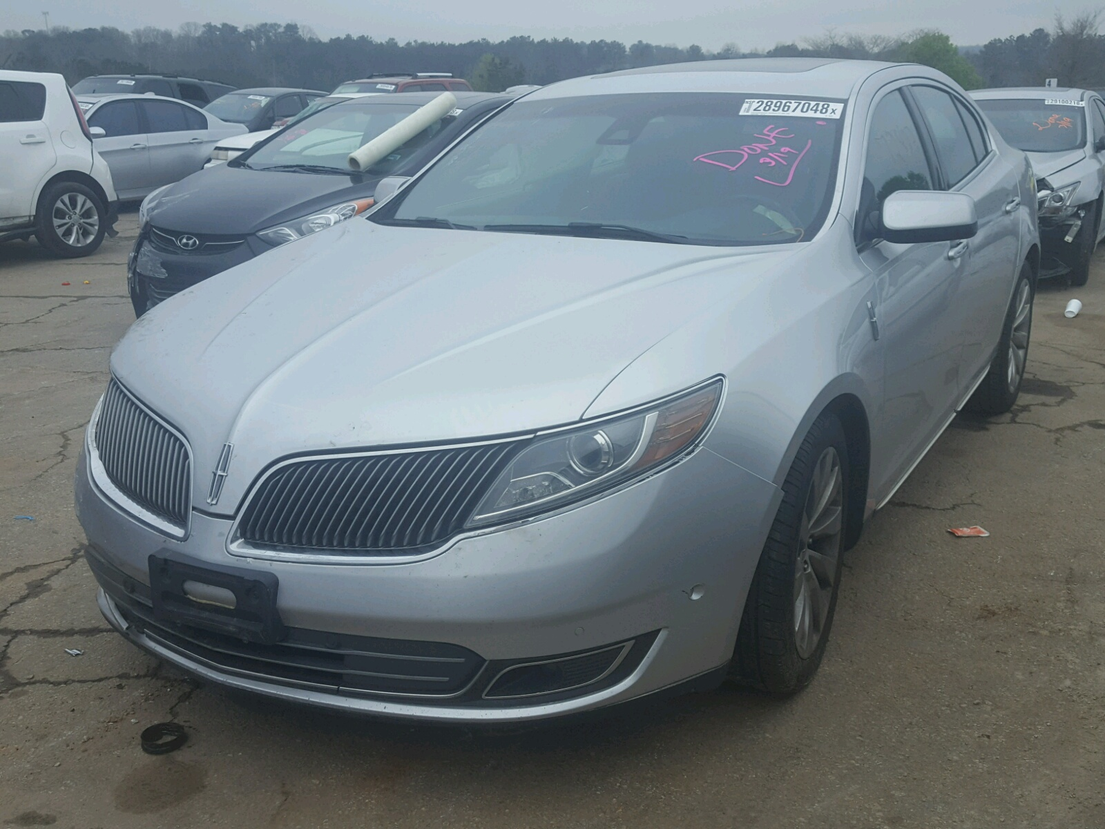 in wilmington sale vehicledetail mobile mks used nc for lincoln