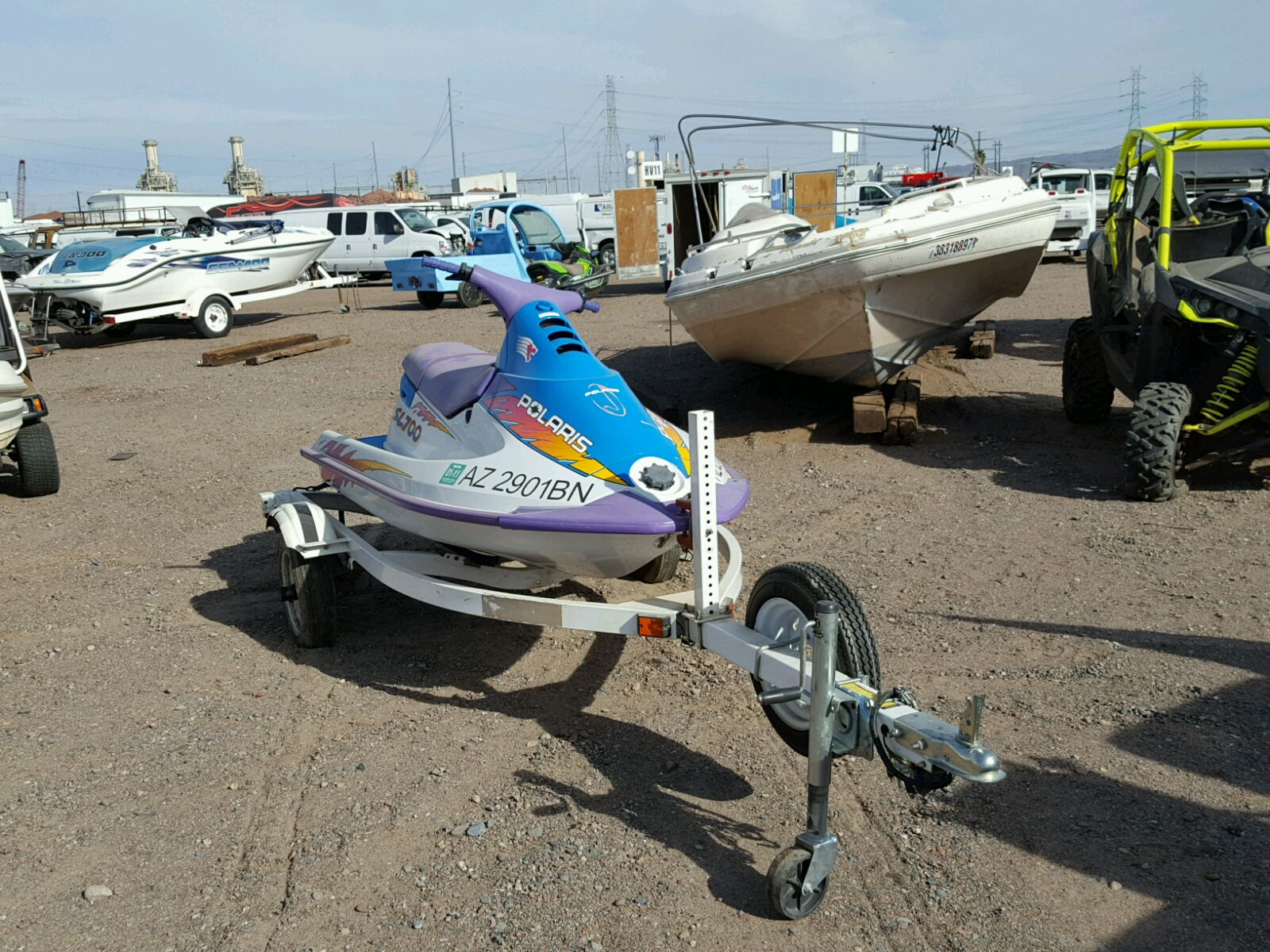 Salvage 1997 Other YACL for sale