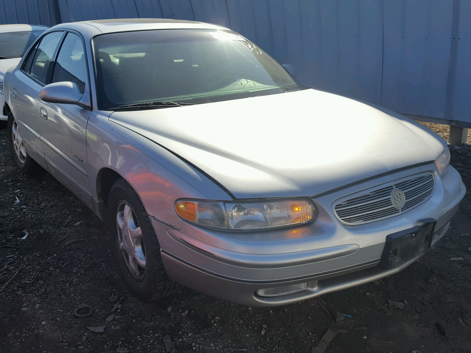 2g4wb55k111141723 2001 silver buick regal ls on sale in wi 2g4wb55k111141723 2001 buick regal ls 38l left view publicscrutiny Choice Image