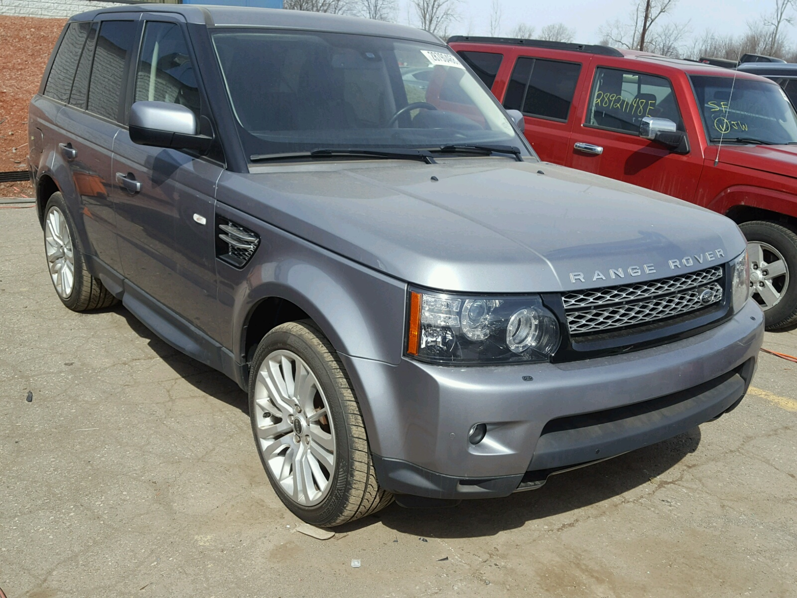 bbca landrover rover copart sale for pa lot cars land hse adamsburg at