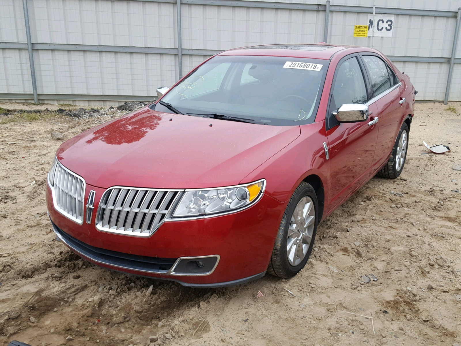 en facelift lincoln view front mks awd wikiwand