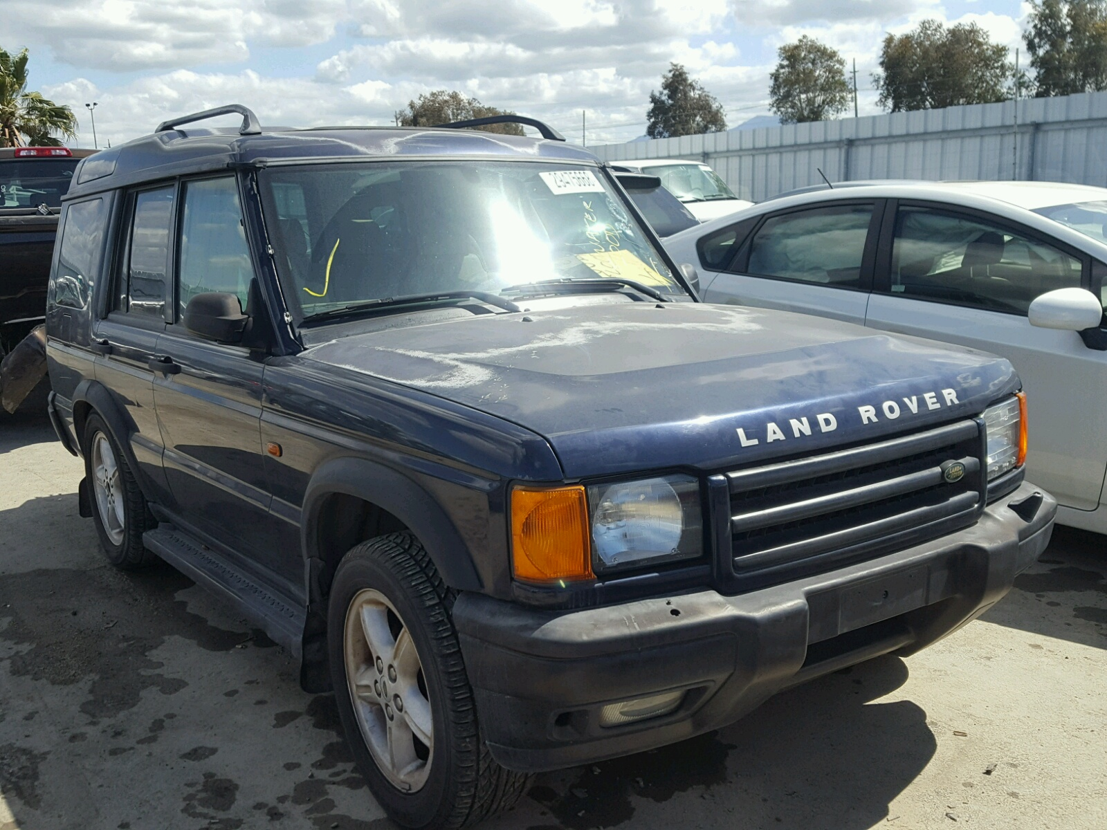 silver auto cert copart online birmingham title hse land al of salvage view sale carfinder landrover in en lot left for auctions rover on