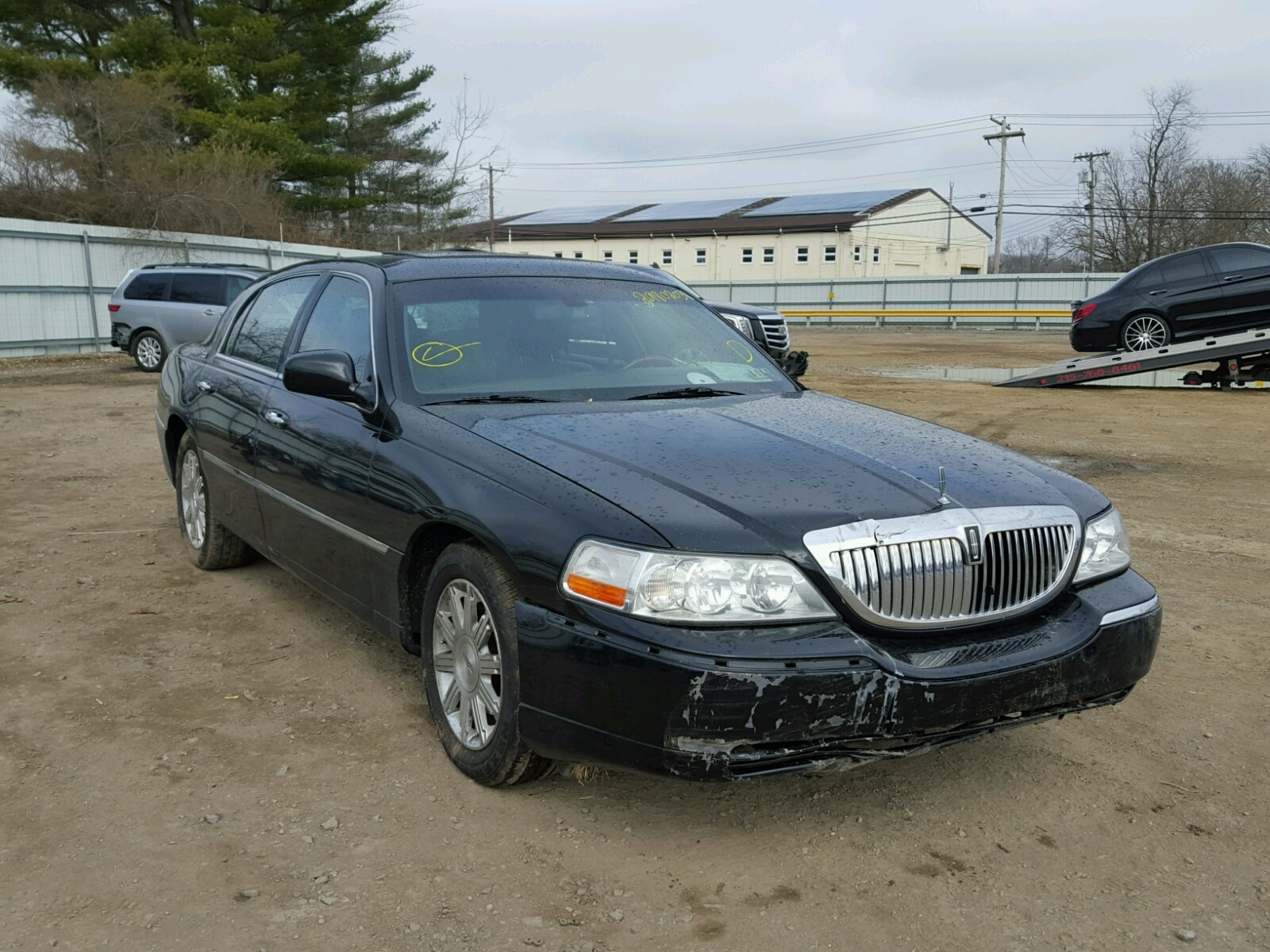 black inch and lincoln inventory town limousine new for limos car used sale