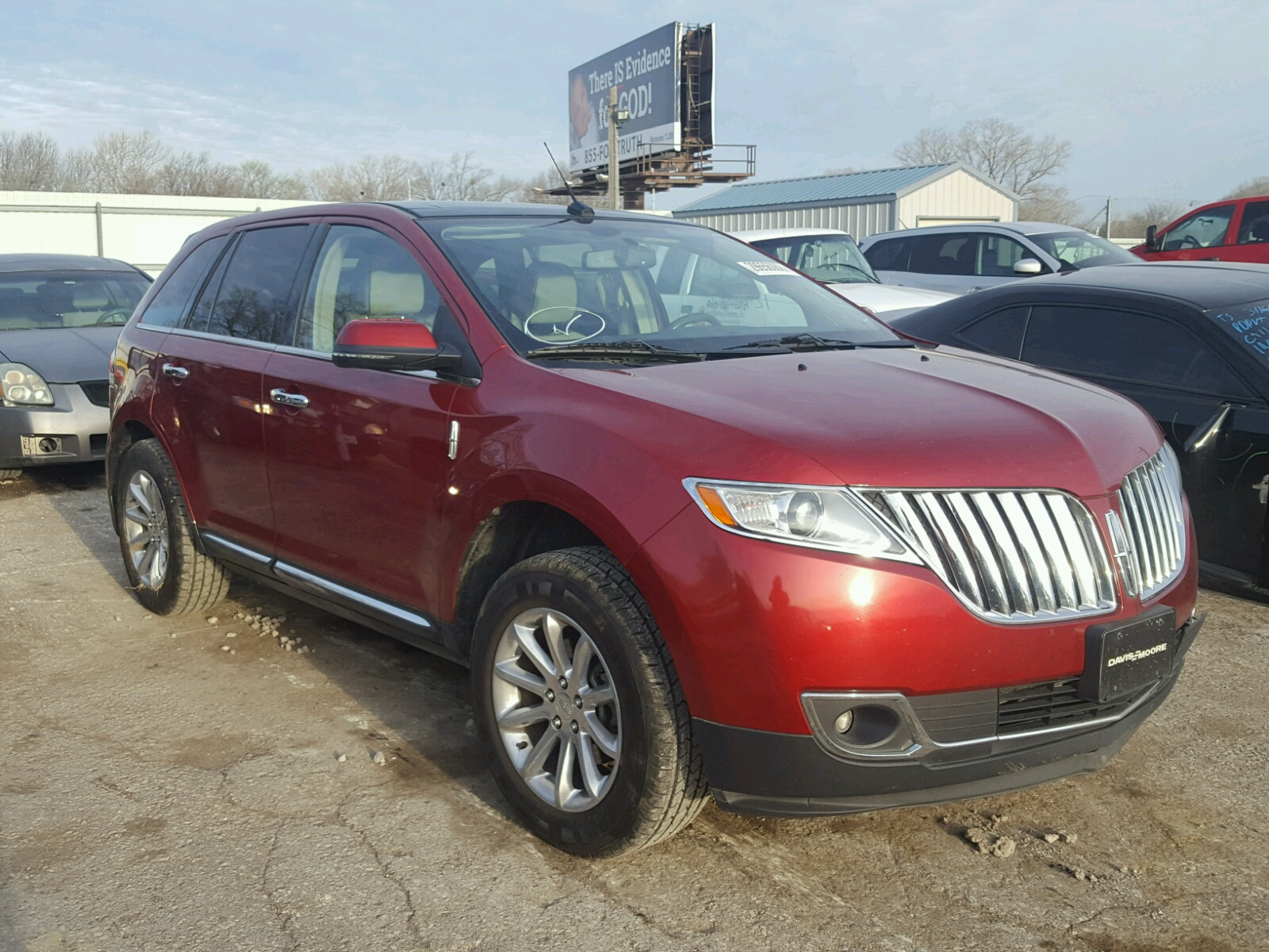 inventory falls automotive in for sioux at zomer sd sale lincoln details mkx