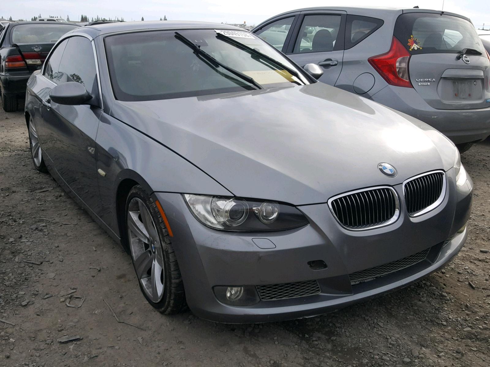 WBAWL73508PX53805 - 2008 BMW 335 I 3.0L Left View