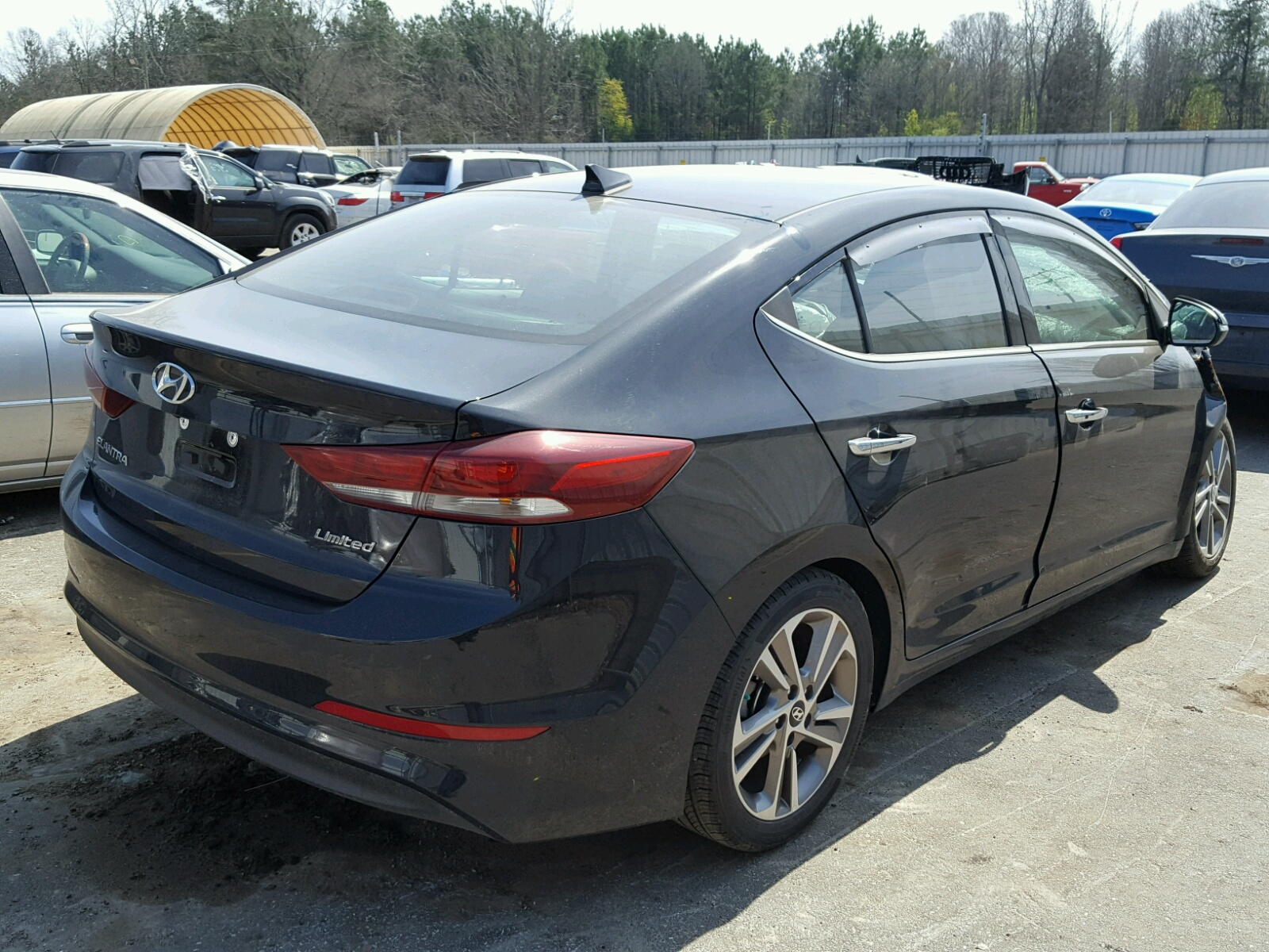 black of online title carfinder se view cert greer on sc in copart sale hyundai auctions lot elantra auto salvage right en
