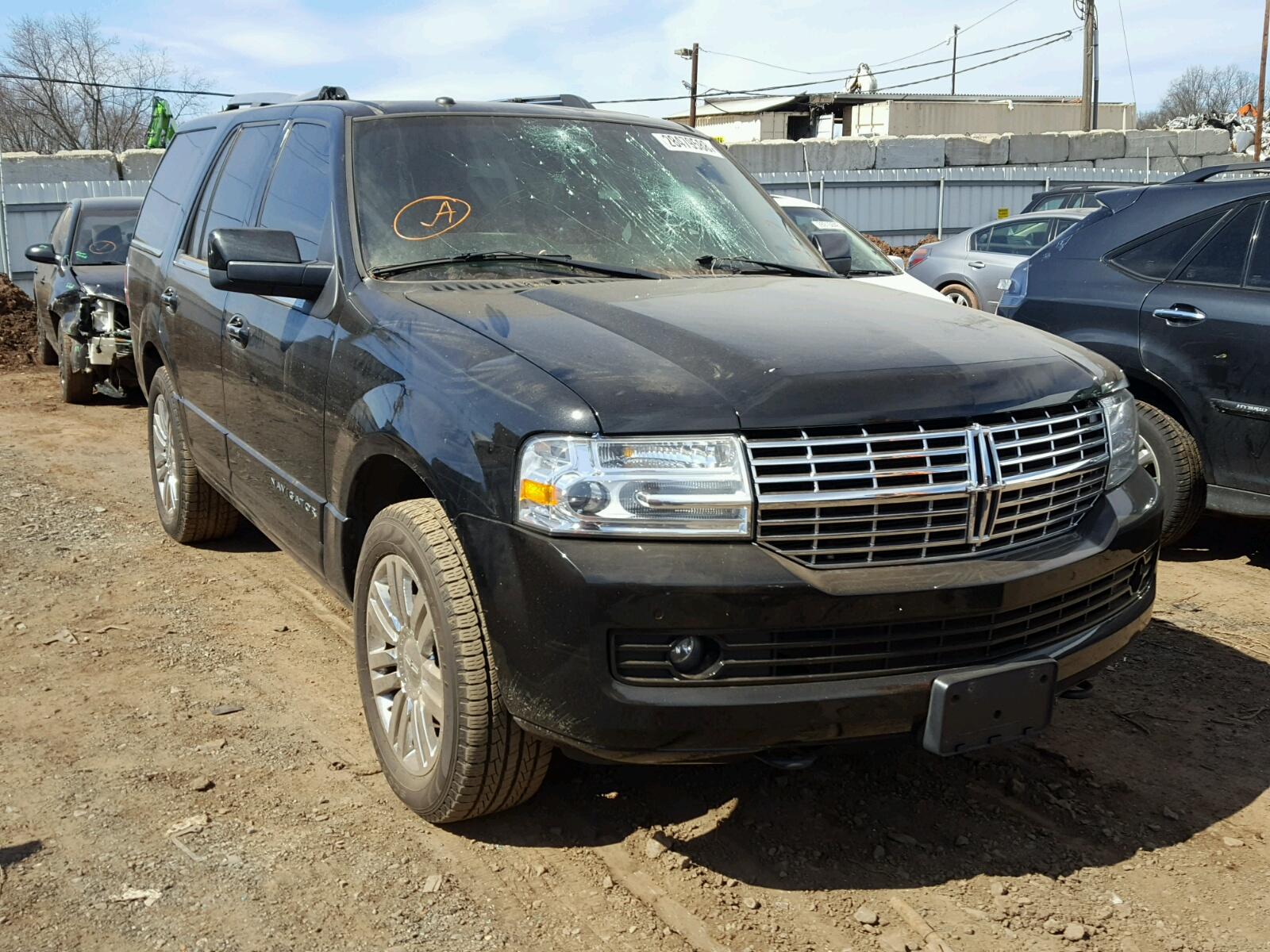 used lincoln for columbia navigator in surrey cars british sale ultimate