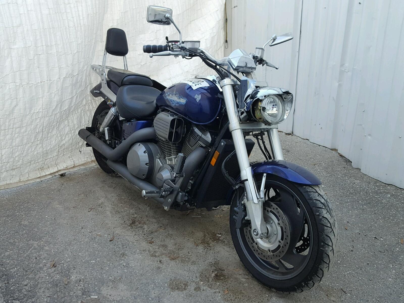 2002 HONDA VTX1800 C 2