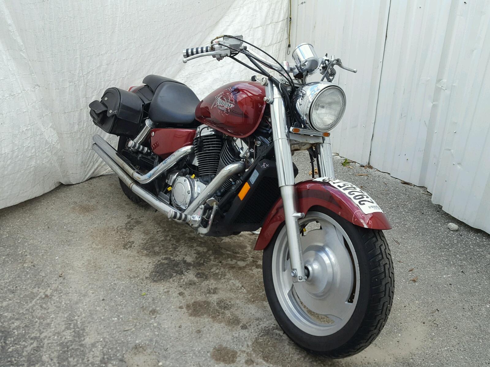 2000 HONDA VT1100 C2 2